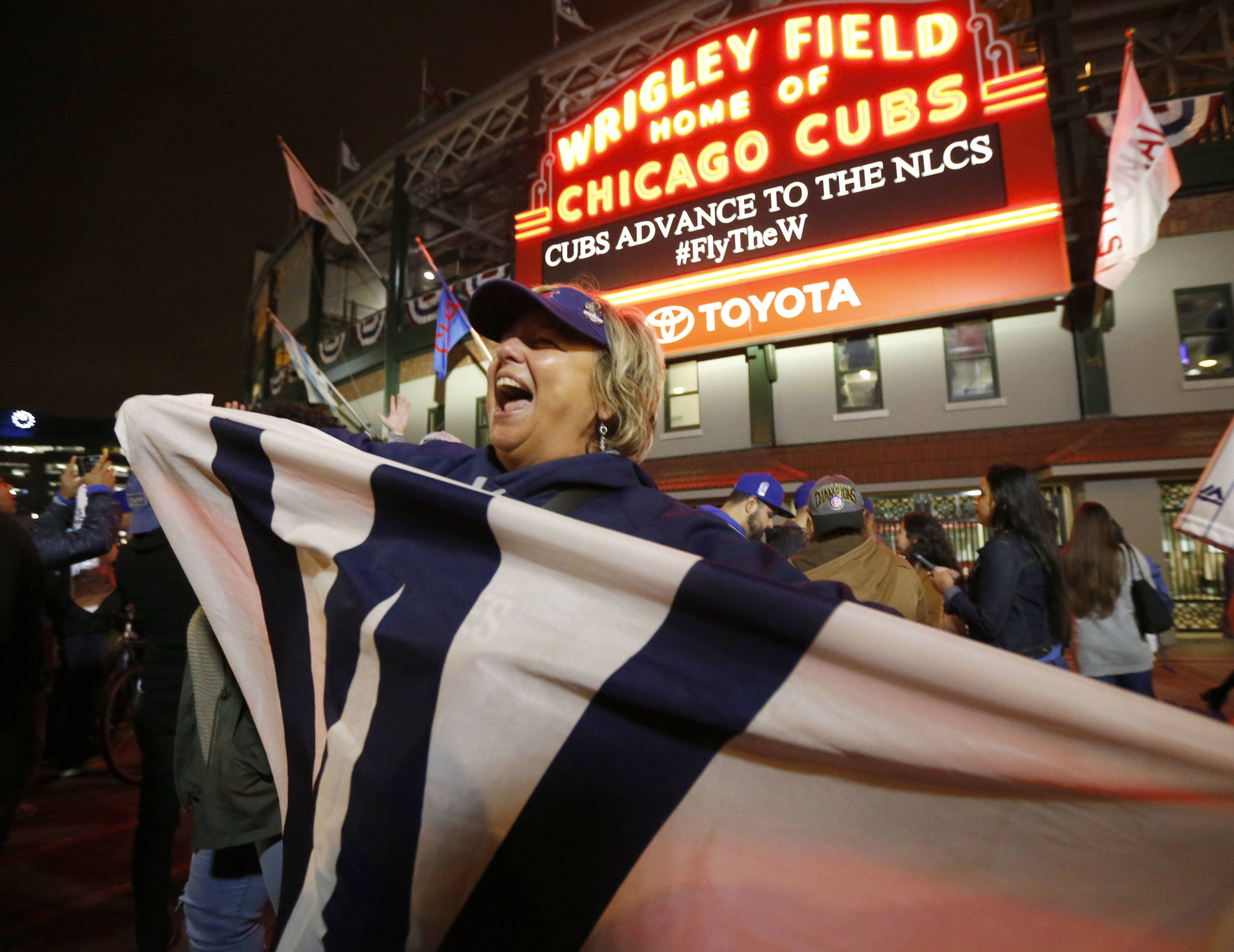 Constable: Cubs game too tense? We should be enjoying this ride