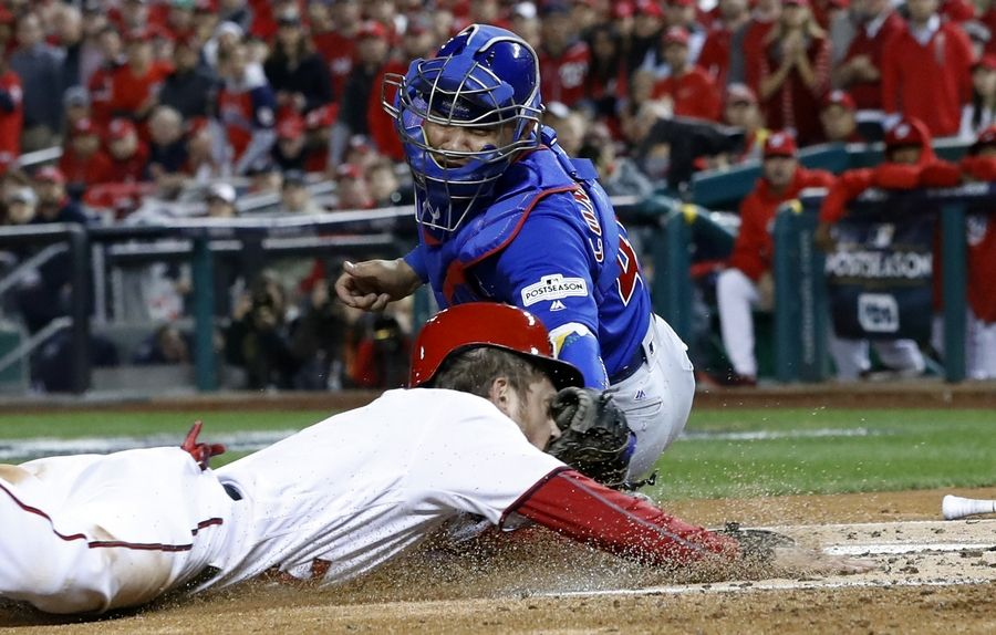 Imrem: Chicago Cubs win the mind game again, eliminate Nationals