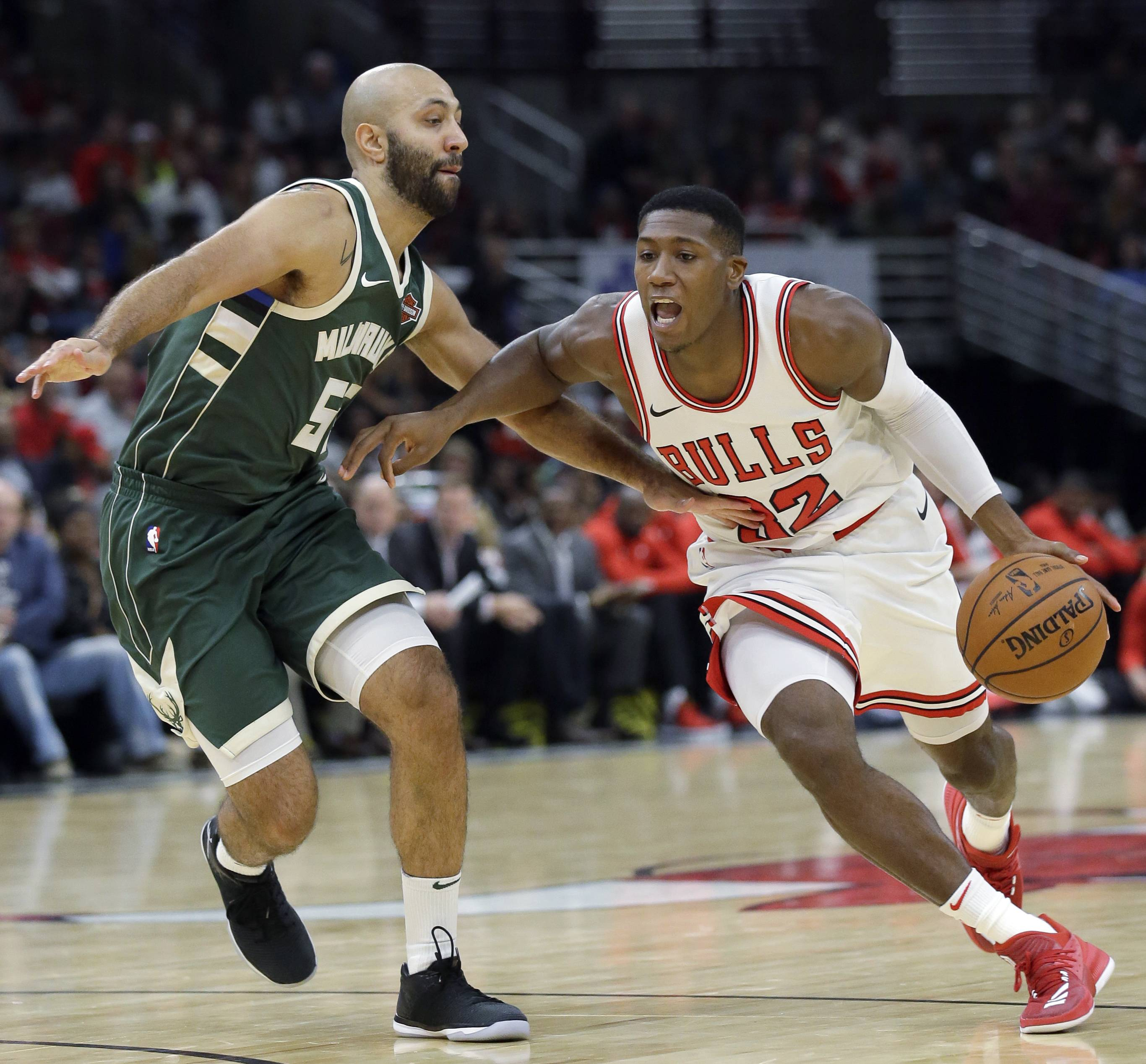 Dunn will miss opener, but Chicago Bulls like point guard depth