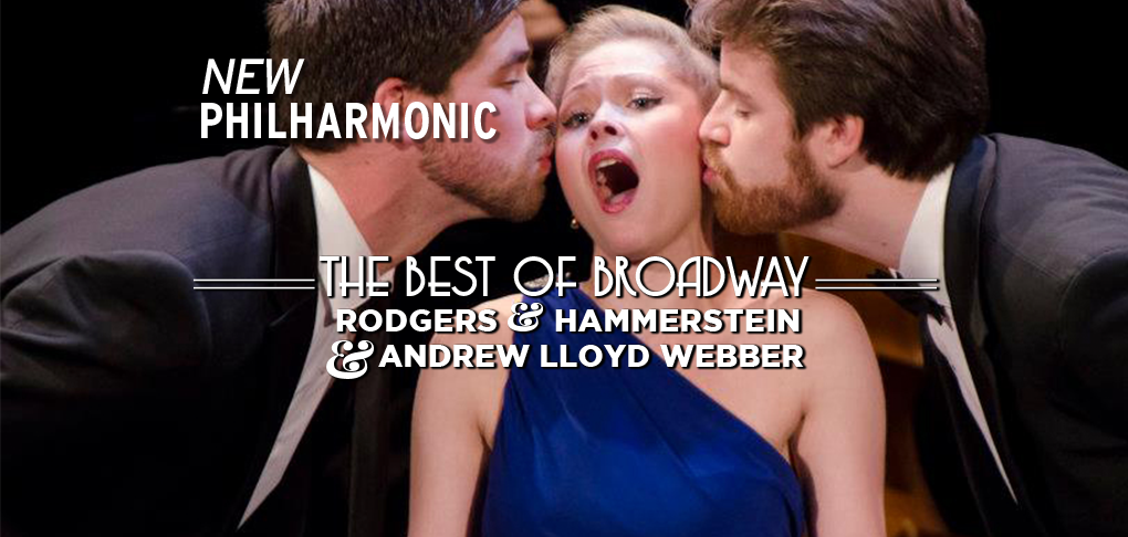 This great event will include Broadway favorites by the legendary team of Richard Rodgers and Oscar Hammerstein II and by a famous English composer and impresario of musical theatre Andrew Lloyd Webber. McAninch Arts Center