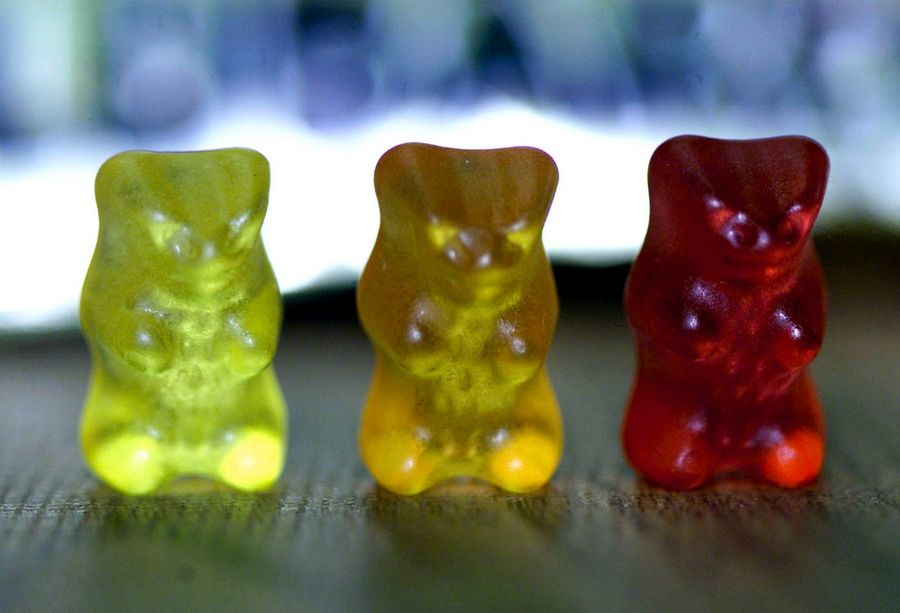 HARIBO, maker of gummy bears, will consolidate its U.S. corporate operations in Rosemont, bringing 55 new jobs to the area.