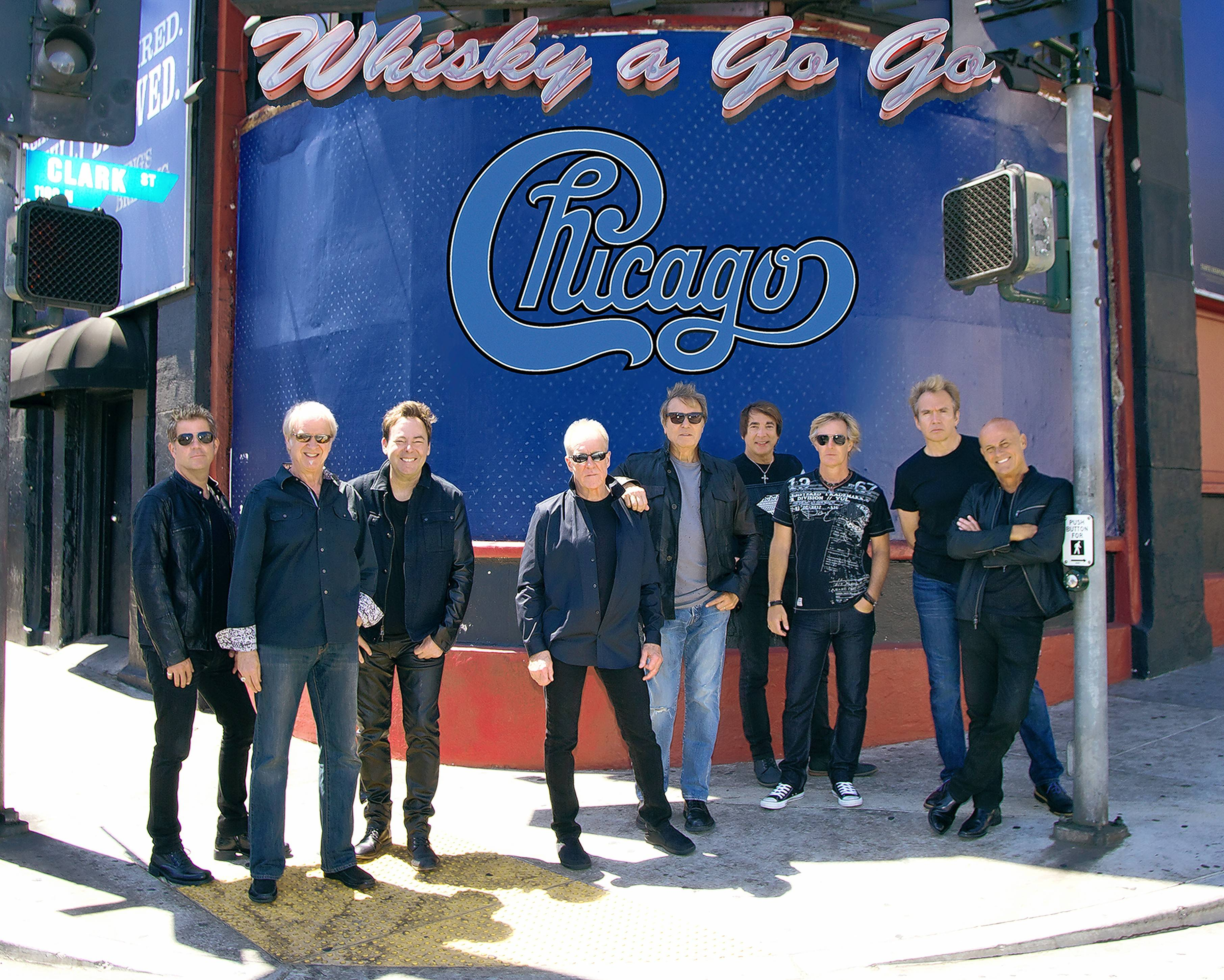 "Chicago, one of the most successful American bands in rock 'n' roll history, will tape ""Soundstage"" performances in Chicago Nov. 7 and 8."