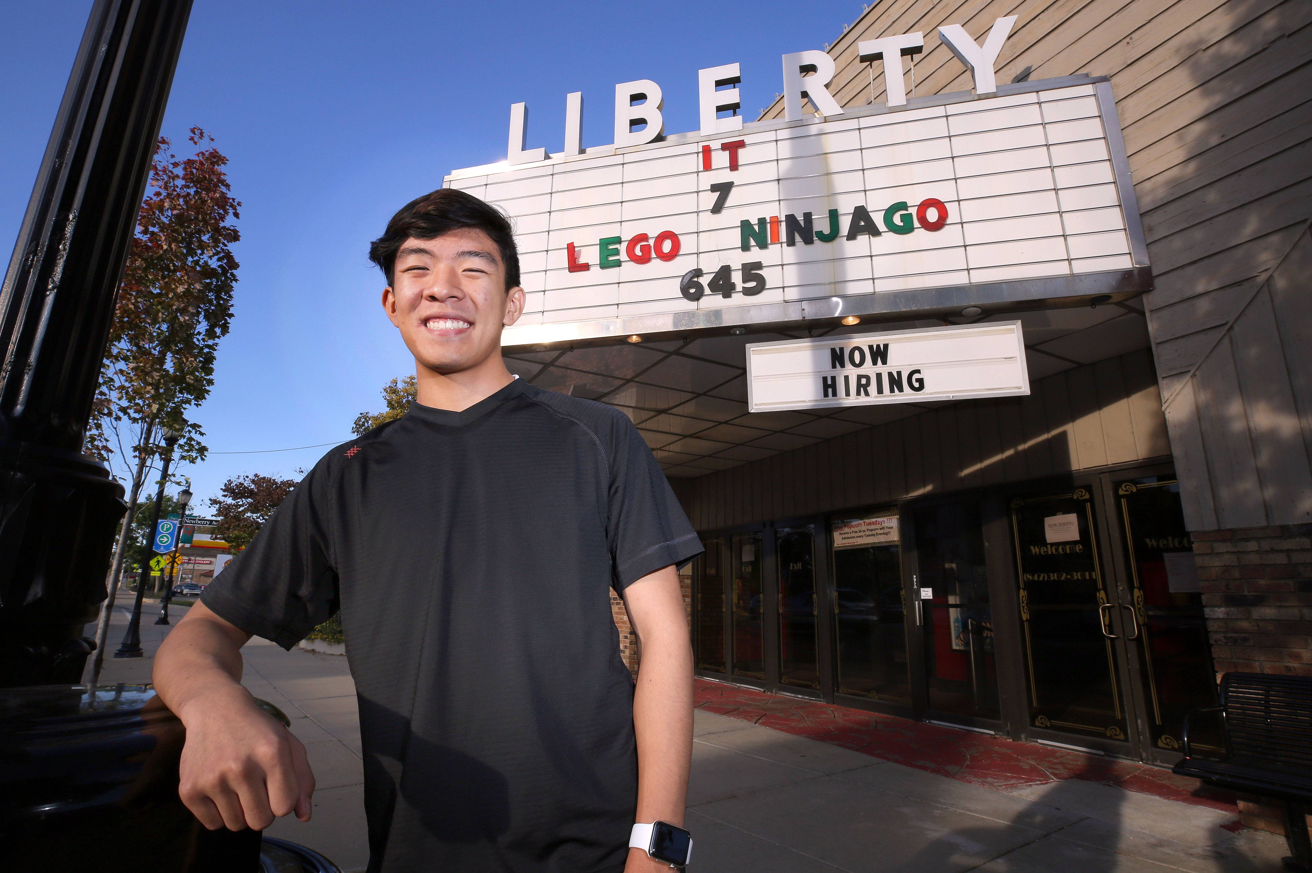 High school students lead effort to protect Liberty Theater