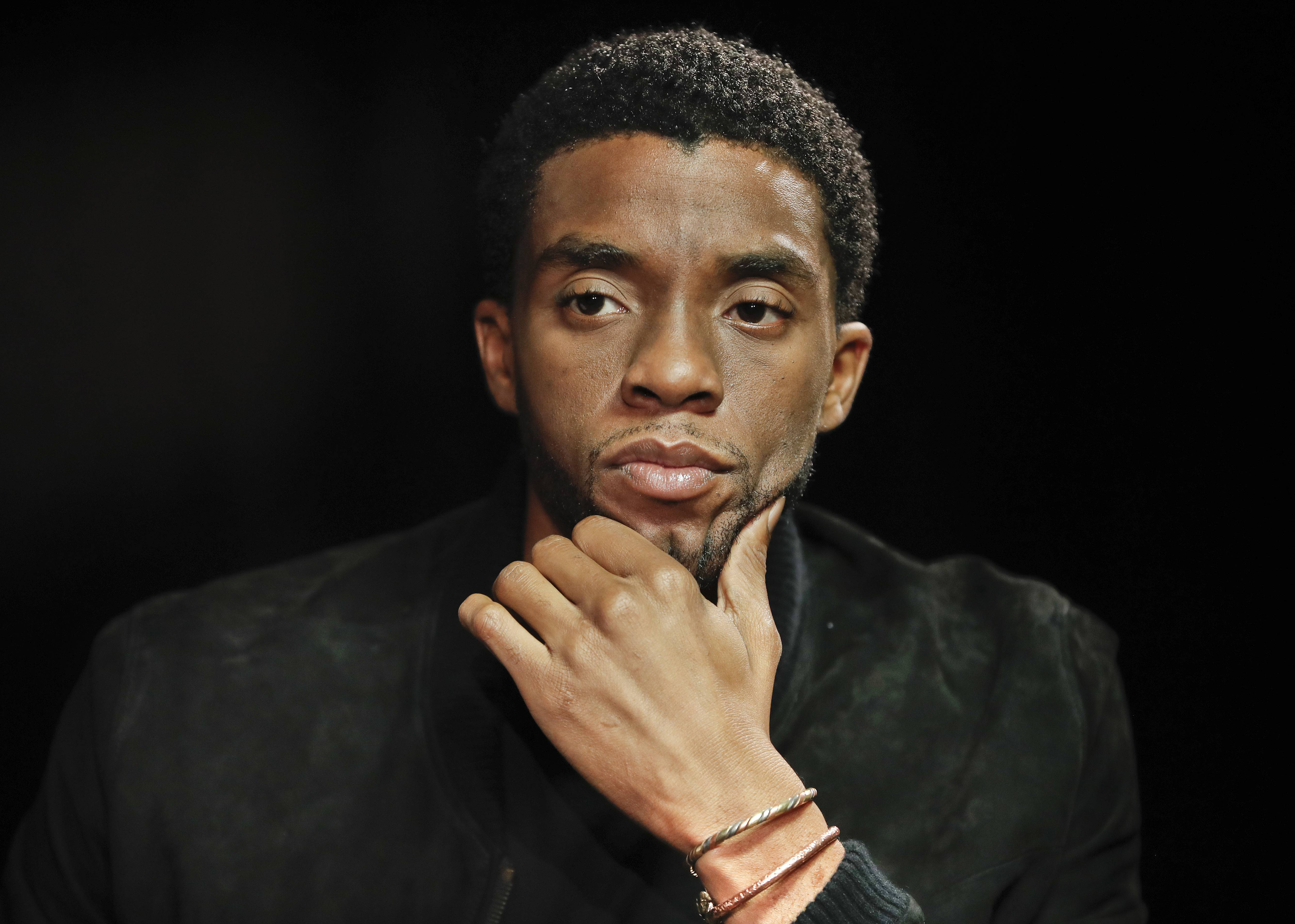 "Chadwick Boseman, who plays Thurgood Marshall in the film ""Marshall,"" talks about what it means to play such an influential character."