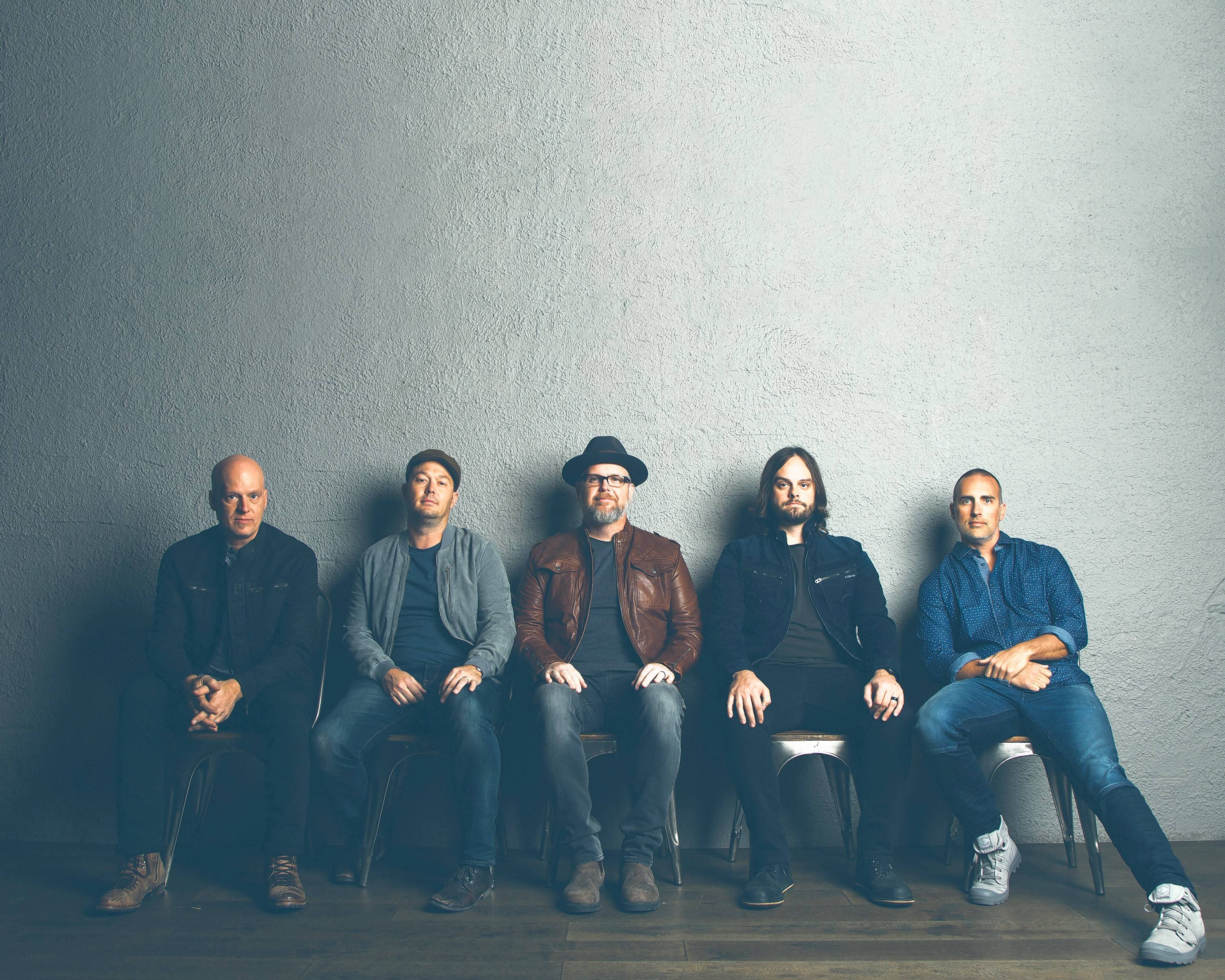 "Contemporary Christian rockers MercyMe bring their ""Lifer Tour"" to the Rosemont Theatre Sunday, Oct. 15."