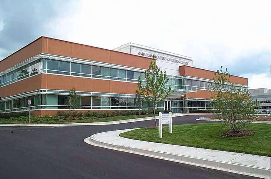 The American Academy of Dermatology sold its 44,000-square-foot headquarters facility at 930 E. Woodfield Road in Schaumburg.