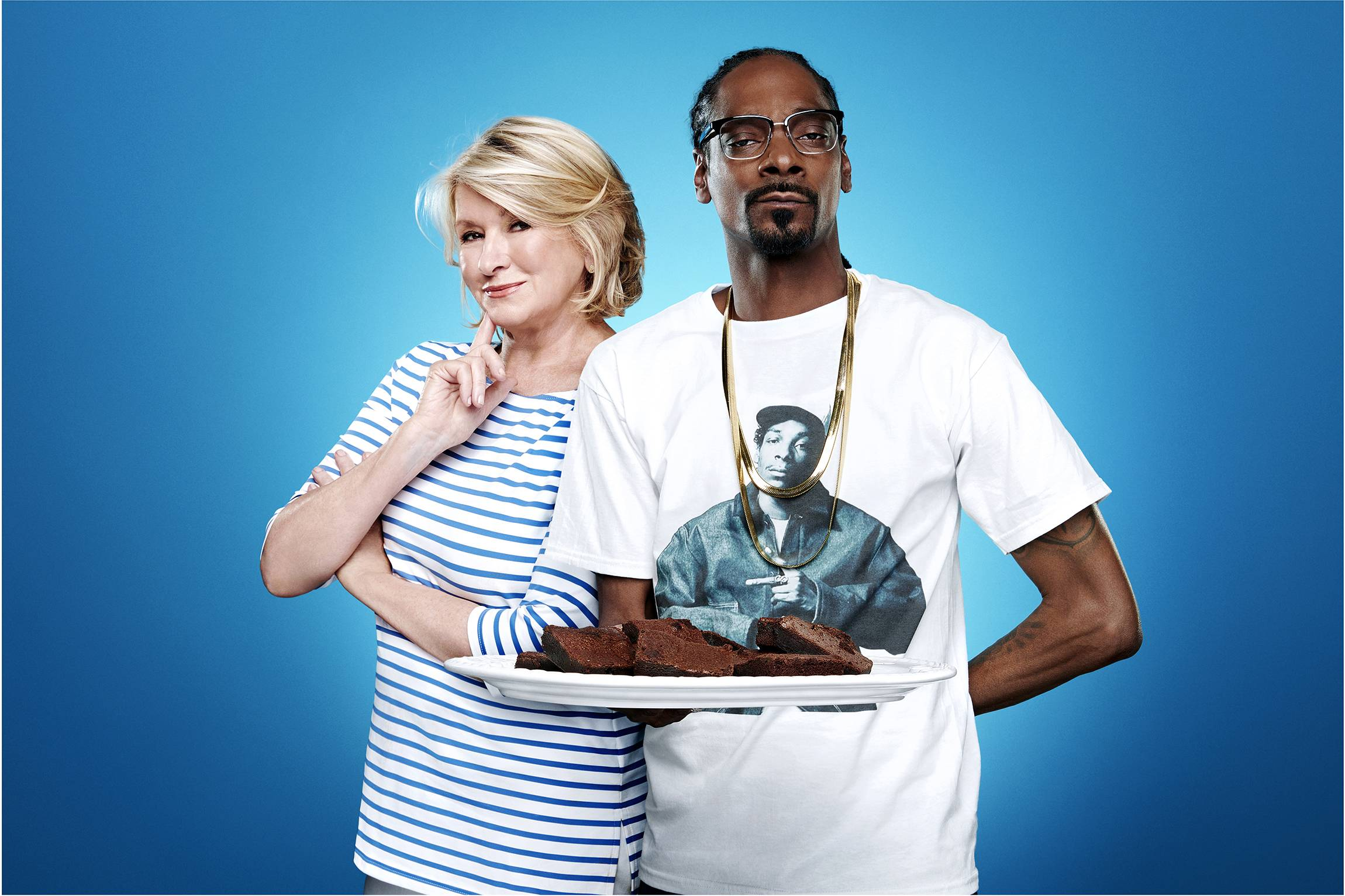 """Martha & Snoop's Potluck Dinner Party"" has its second season premiere on Monday."