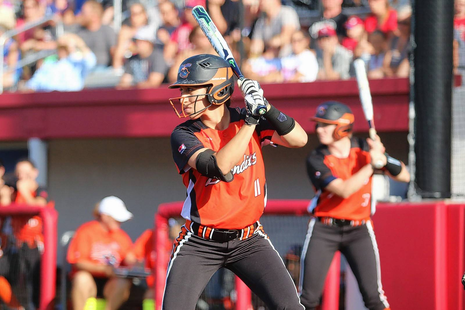 Chicago Bandits shortstop Abby Ramirez has signed a one-year contract to return for the 2018 NPF season.