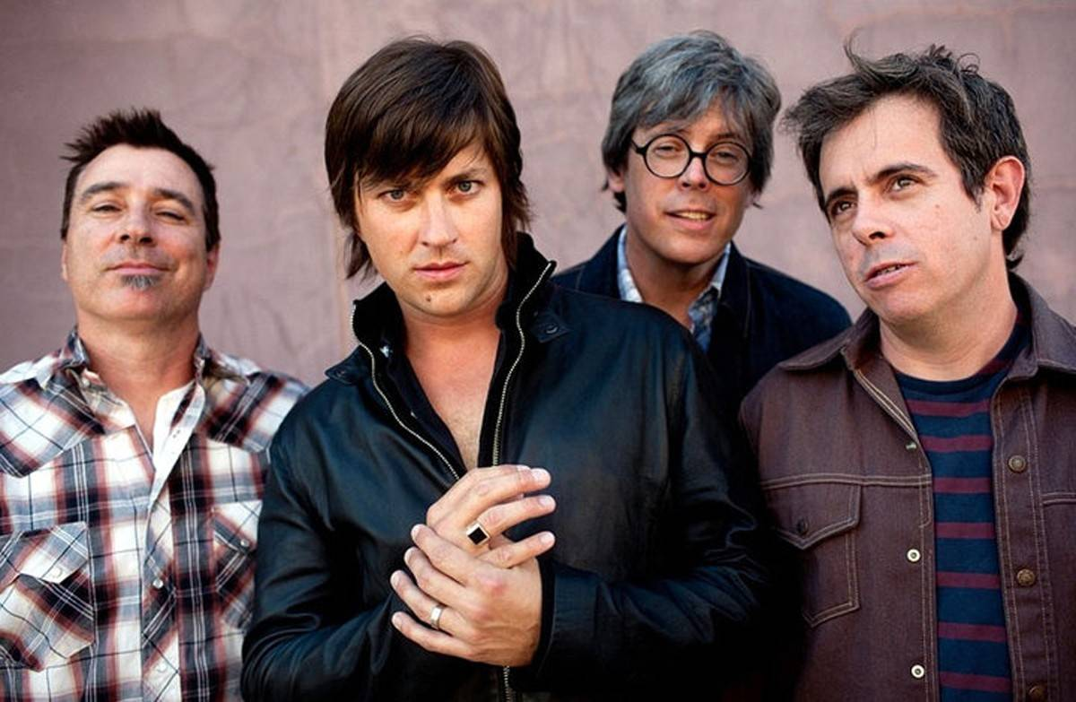 Old 97's bring their alt-country hits Saturday, Oct. 21, to Palatine's Durty Nellie's.