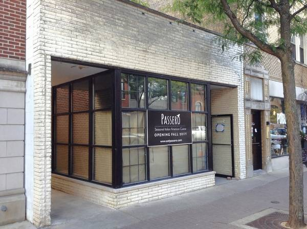 Pero An Italian American Restaurant Is Expected To Open Oct 25 In