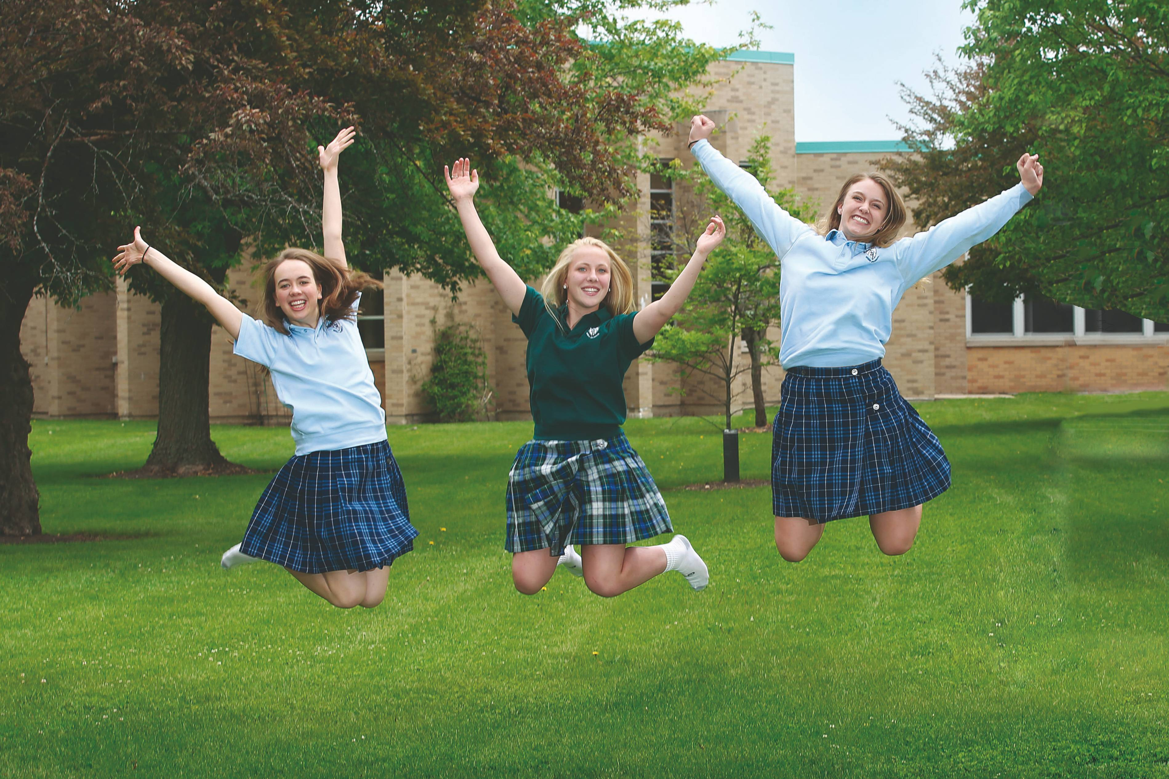 Rosary High School in Aurora is hosting an open house Sunday, Oct. 29, for parents and their fifth- to eighth-grade daughters.
