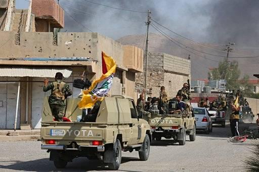 Iraq: After losing Kirkuk, Kurdish forces pull out of Sinjar