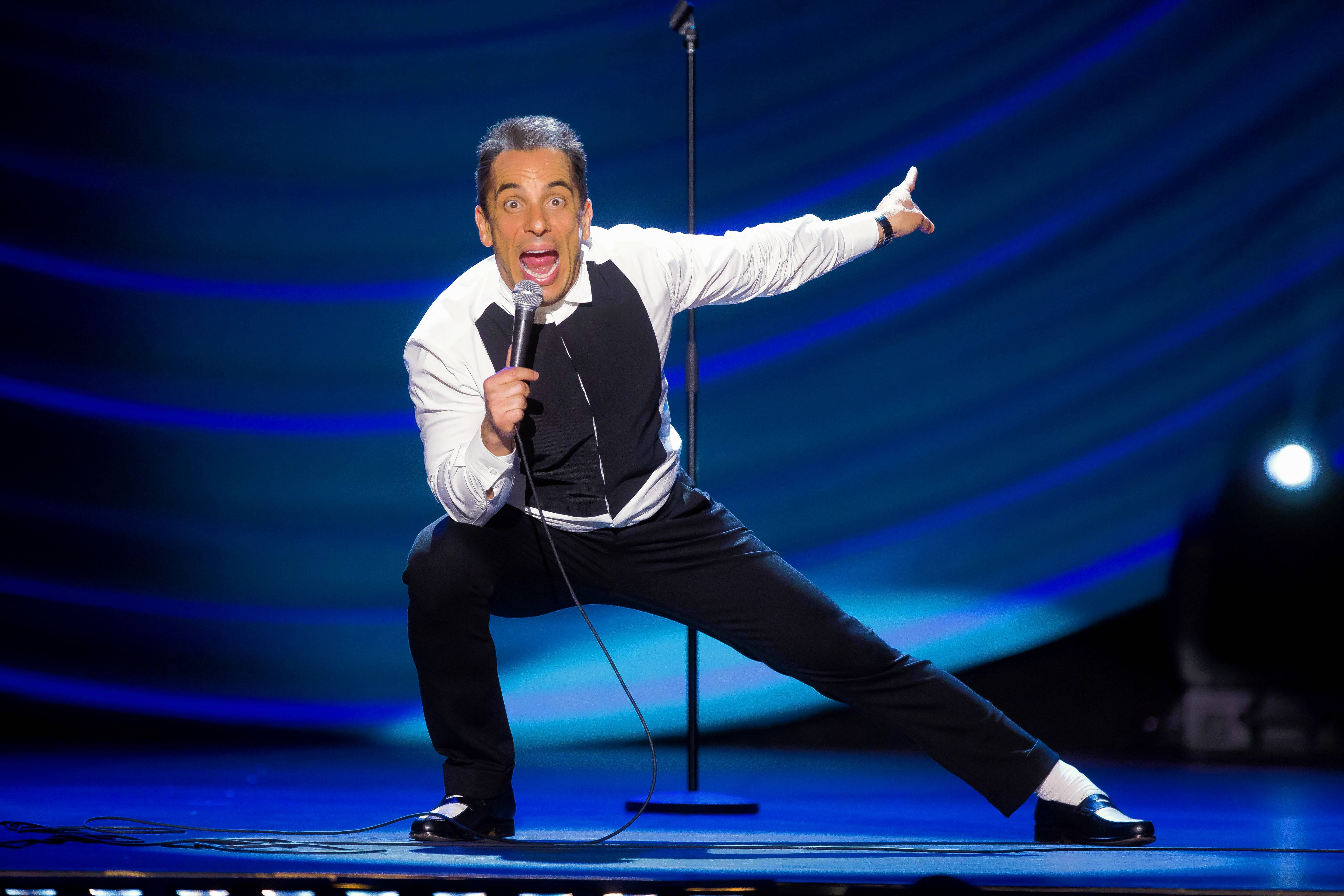 Comedian Sebastian Maniscalco will perform on Saturday, March 10, at the Rosemont Theatre.