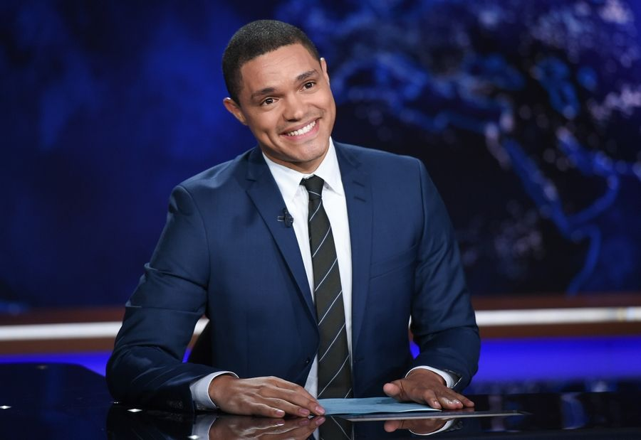Trevor Noah performs standup comedy shows this weekend and next at the Chicago Theatre.