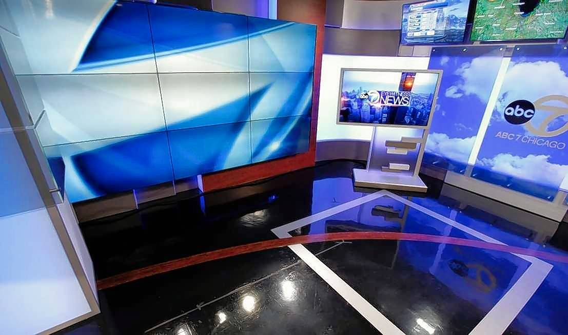 About a half dozen jobs are being cut at ABC 7, sources say.