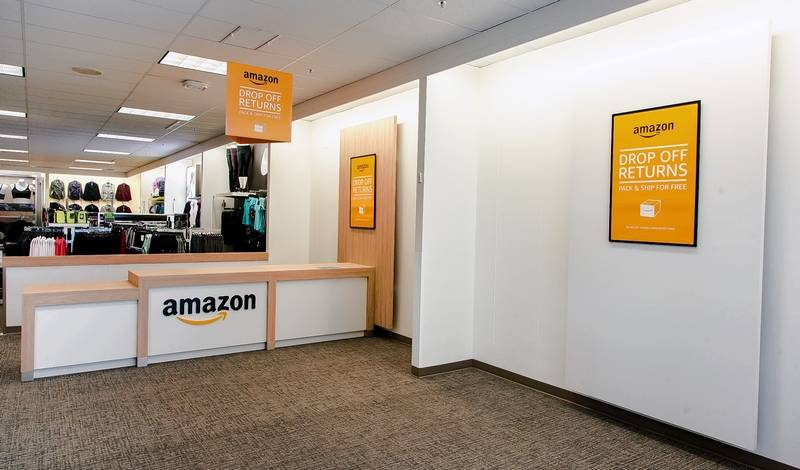Kohl s launched Amazon return areas in a handful of stores  including  Elmhurst and Tinley Park. Kohl s stores in suburbs among first to get Amazon returns service