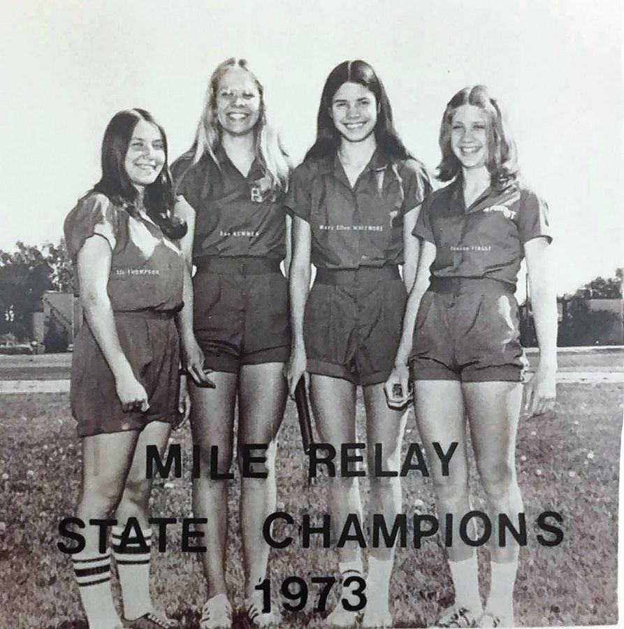 At the first IHSA girls state meet in 1973, the LHS mile relay team were the state champions, with the school placing fifth in the state overall.