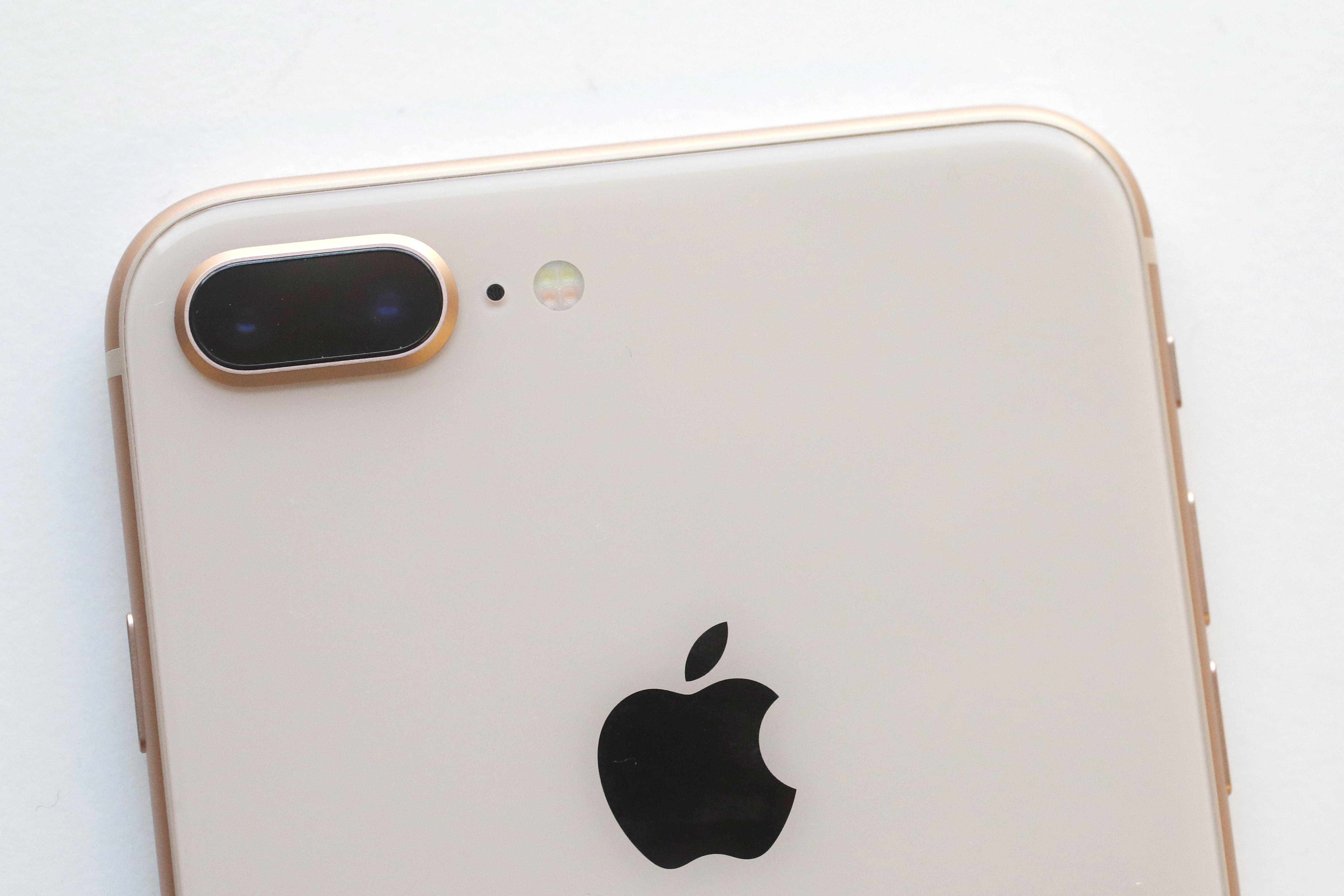 Shares of Apple Inc. and some of its suppliers fell on signs that demand for the new iPhone 8 models isn't as strong as anticipated while buyers await the release of the higher-end iPhone X.