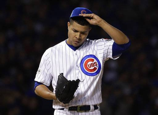 Needing his best start of the season to help the Chicago Cubs stay alive in the NLCS, Jose Quintana delivered the opposite Thursday night, allowing 6 runs over 2 innings in an 11-1 loss to the Los Angeles Dodgers.