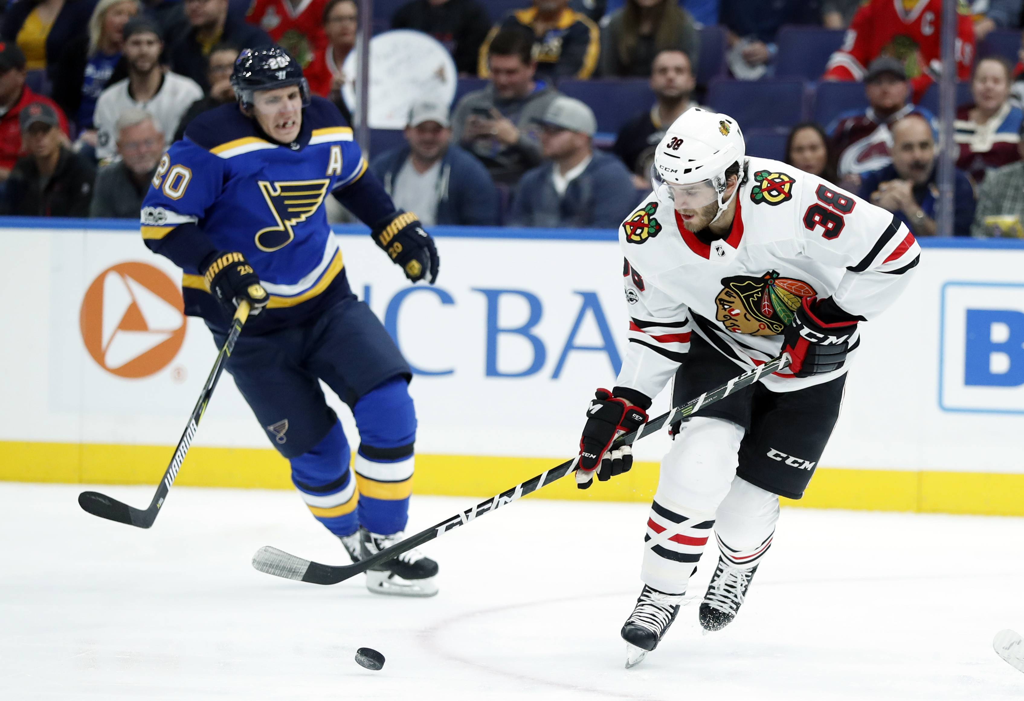 What's been wrong with the Blackhawks the last week? Is it chemistry, a tough schedule or something else? Good question, but coach Joel Quenneville's team better figure things out soon.