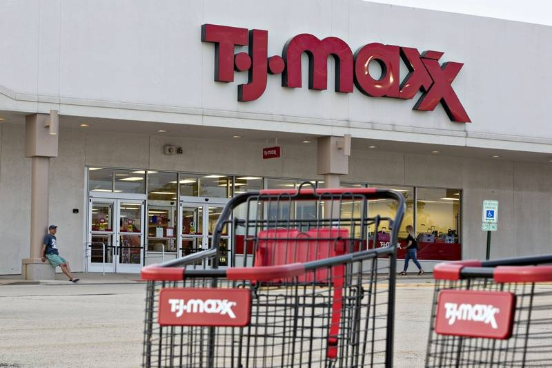 While Kyle and Mary both swear that Wednesday is the best day to shop at T.J. Maxx for new products—because of new shipment—the brand says that the stores are constantly stocking their shelves.