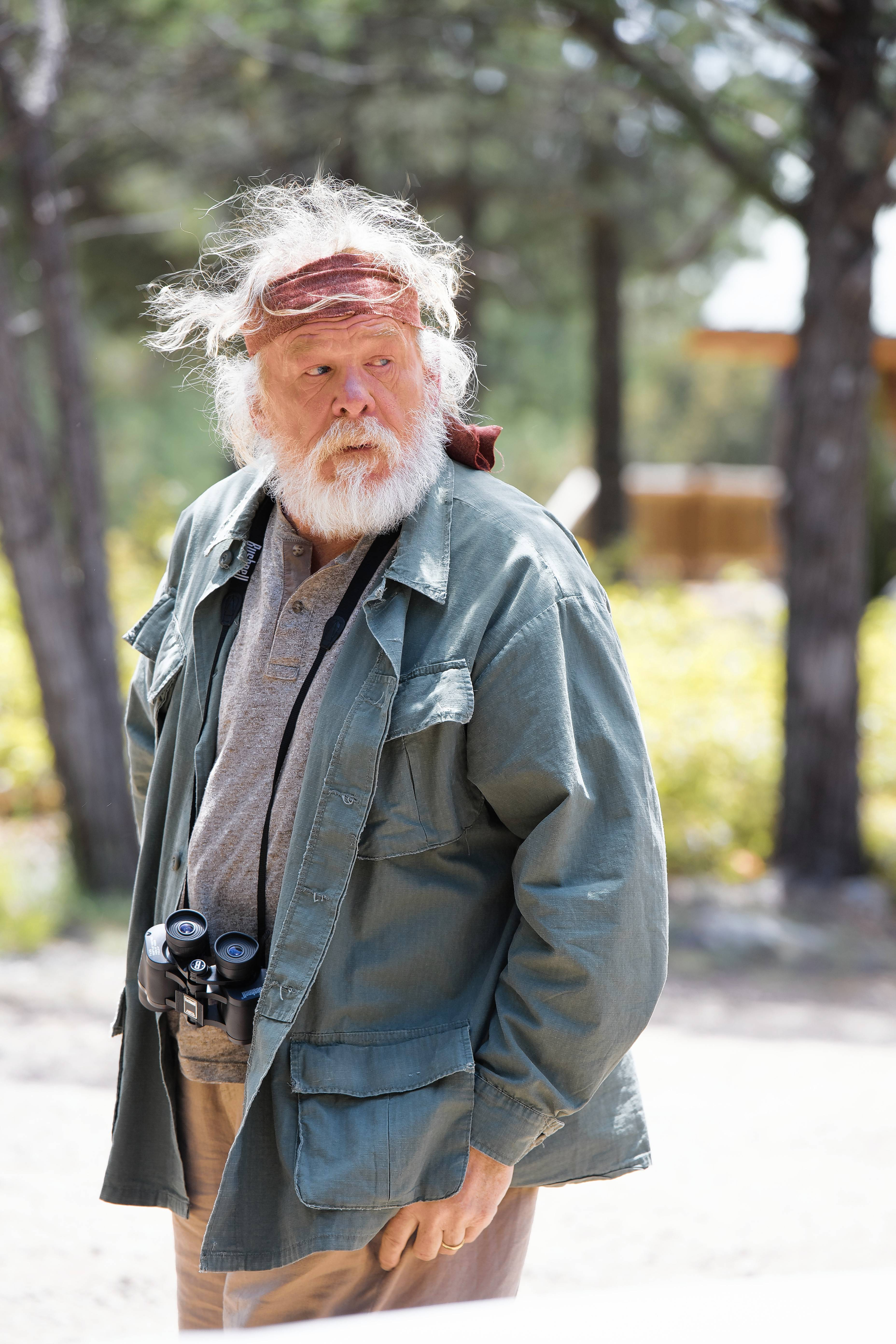 "Former President Richard Graves (Nick Nolte) continues his spiritual quest when ""Graves"" returns to EPIX."