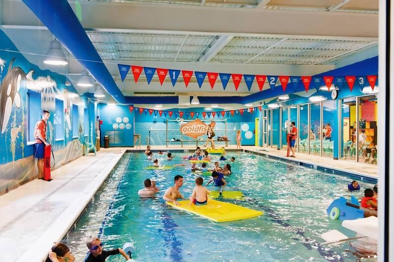 New Arlington Heights Swim School Opens Oct 26