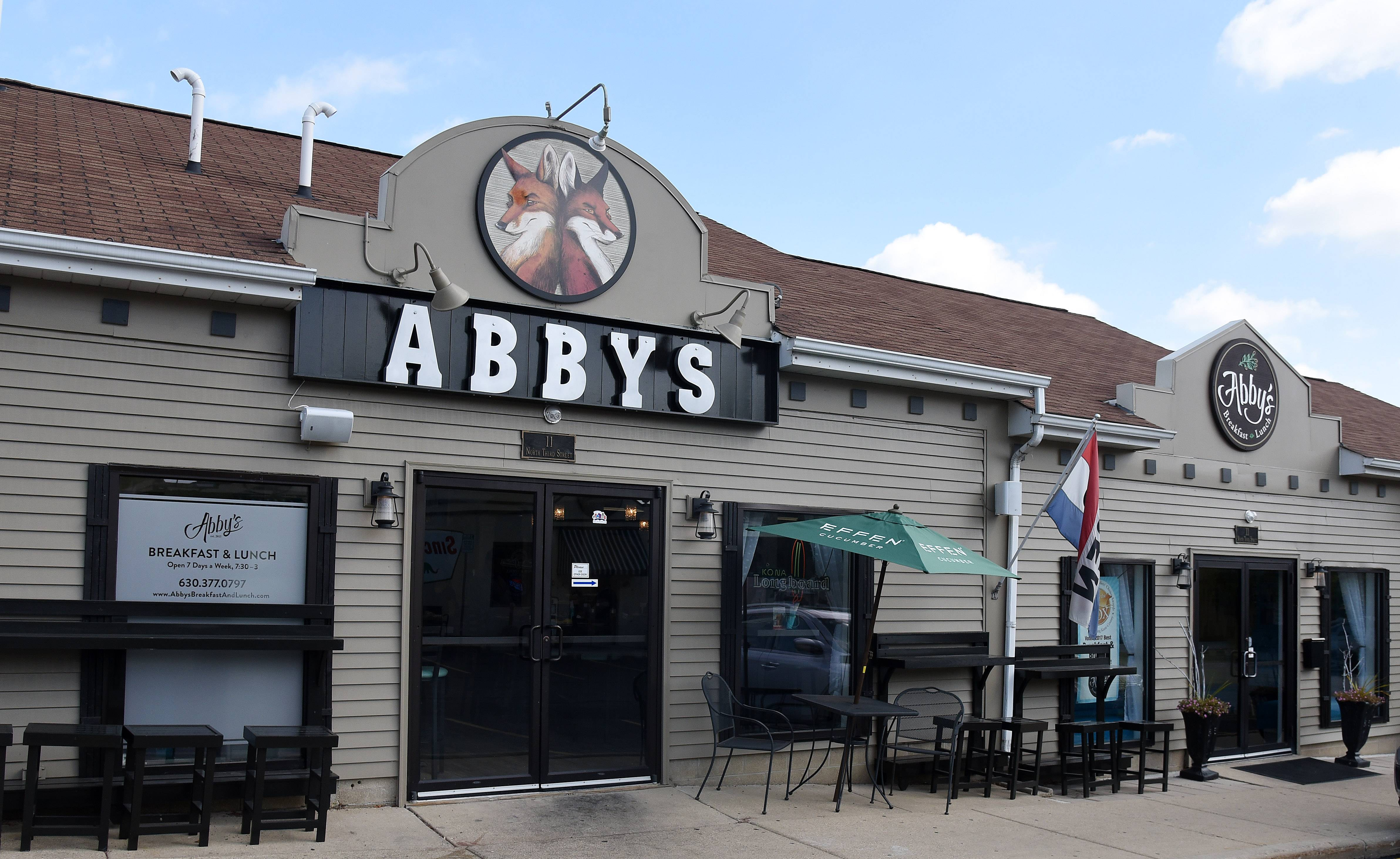 Abby's Breakfast and Lunch Restaurant in St. Charles has closed, owner Rob Mondi said.