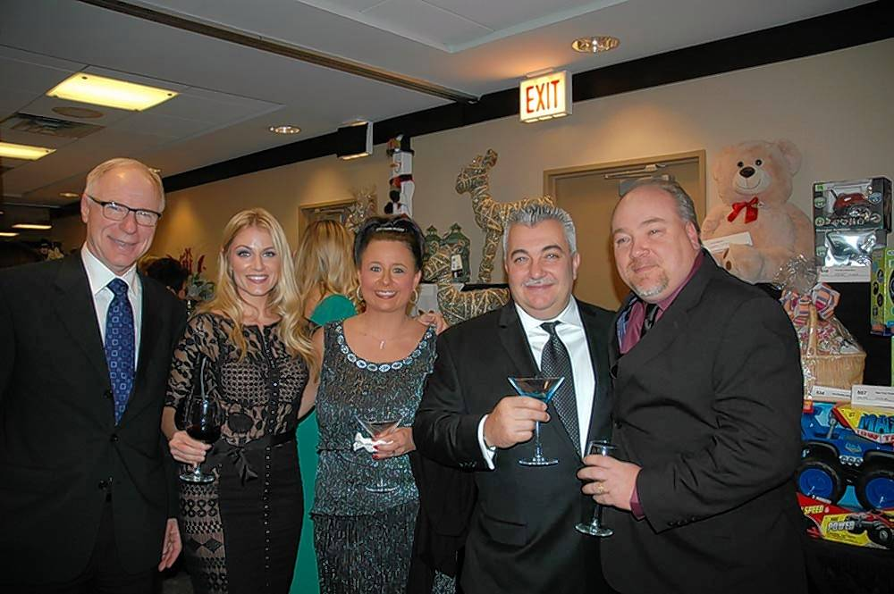 Shelter, Inc. will hold its 30th annual charity ball Friday, Nov. 10. Shown are attendees from last year's ball.