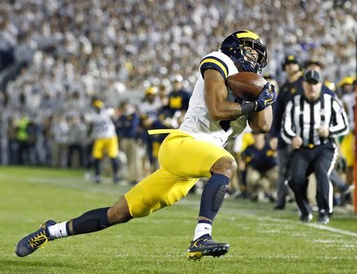 Michigan still aiming for lofty goals despite losing 2 of 3