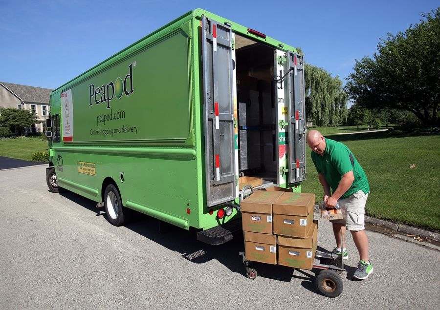 Peapod to move headquarters from Skokie to Chicago