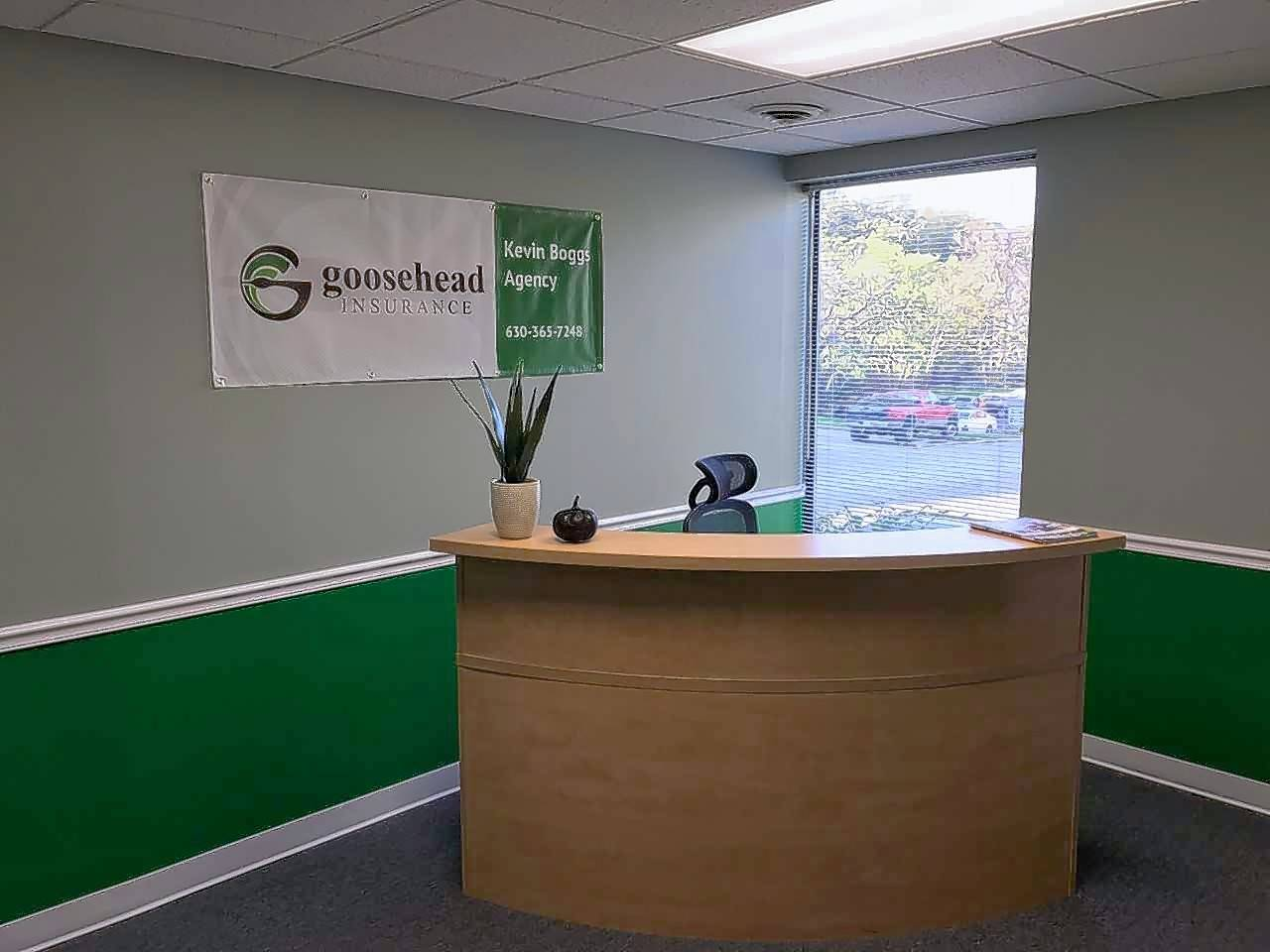 Goosehead Insurance, The Kevin Boggs Agency opened earlier this month at 125 E. Lake St., Suite 207, Bloomingdale.