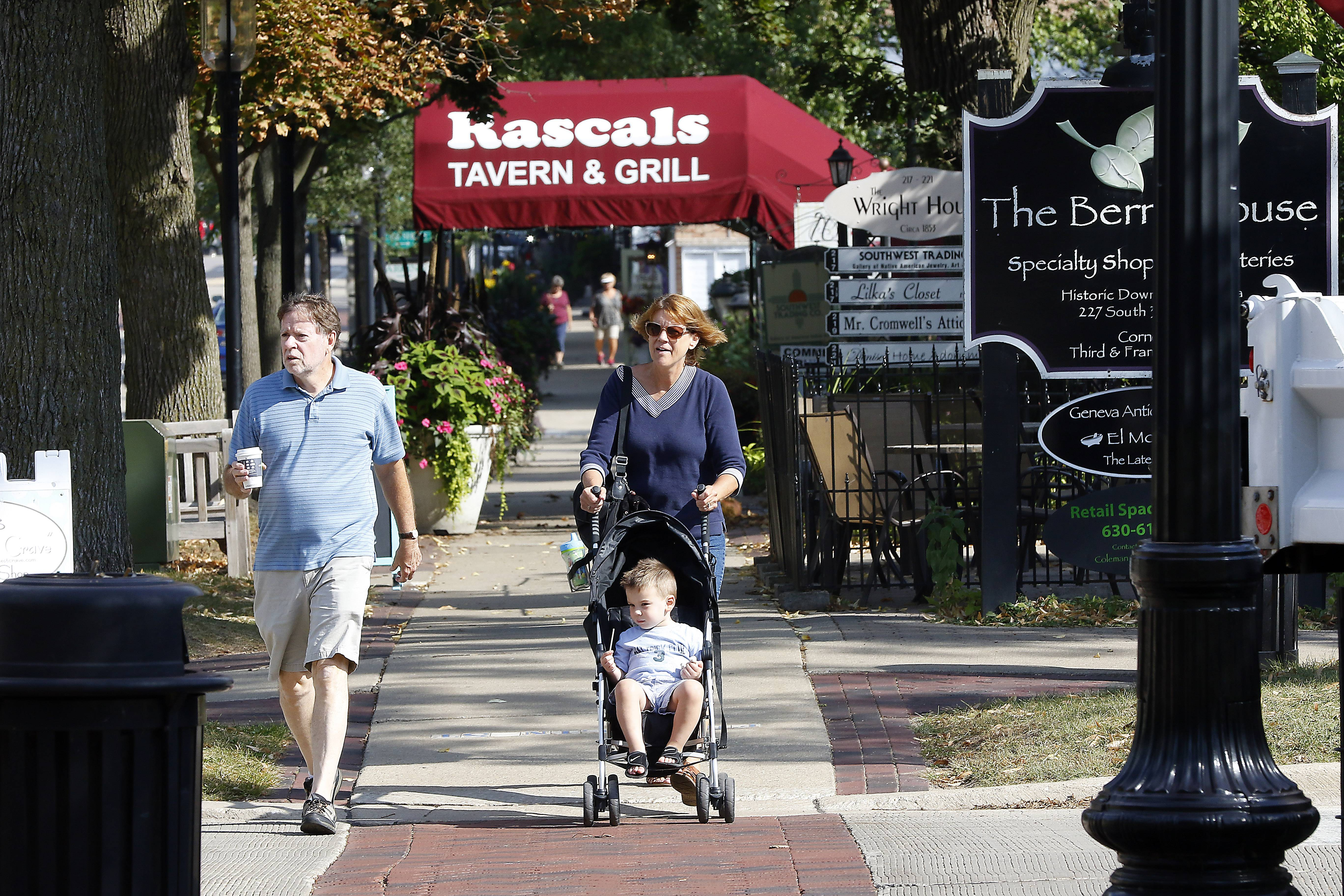 Genevans to vote on sales tax increase, with specter of dining tax