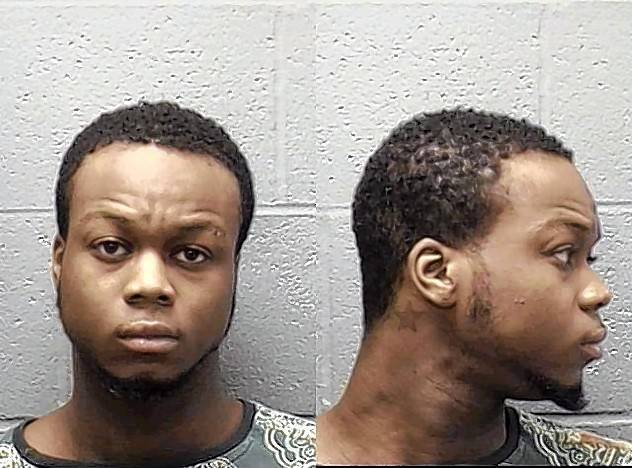 Christen Deleslin was sentenced to 13 years in prison for admitting to his role in a January 2016 home invasion and robbery in Carpentersville.