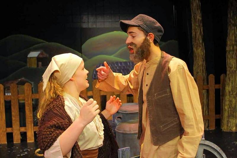 Fiddler On The Roof Opens At Conant
