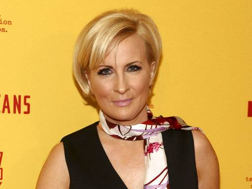 "FILE - In this Feb. 25, 2017, file photo, Mika Brzezinski attends FX's ""The Americans"" season five premiere in New York. The ""Morning Joe� co-host will publish three works over the next two years in her ""Know Your Value� series, Hachette Books told The Associated Press on Tuesday, Oct. 24. (Photo by Andy Kropa/Invision/AP, File)"