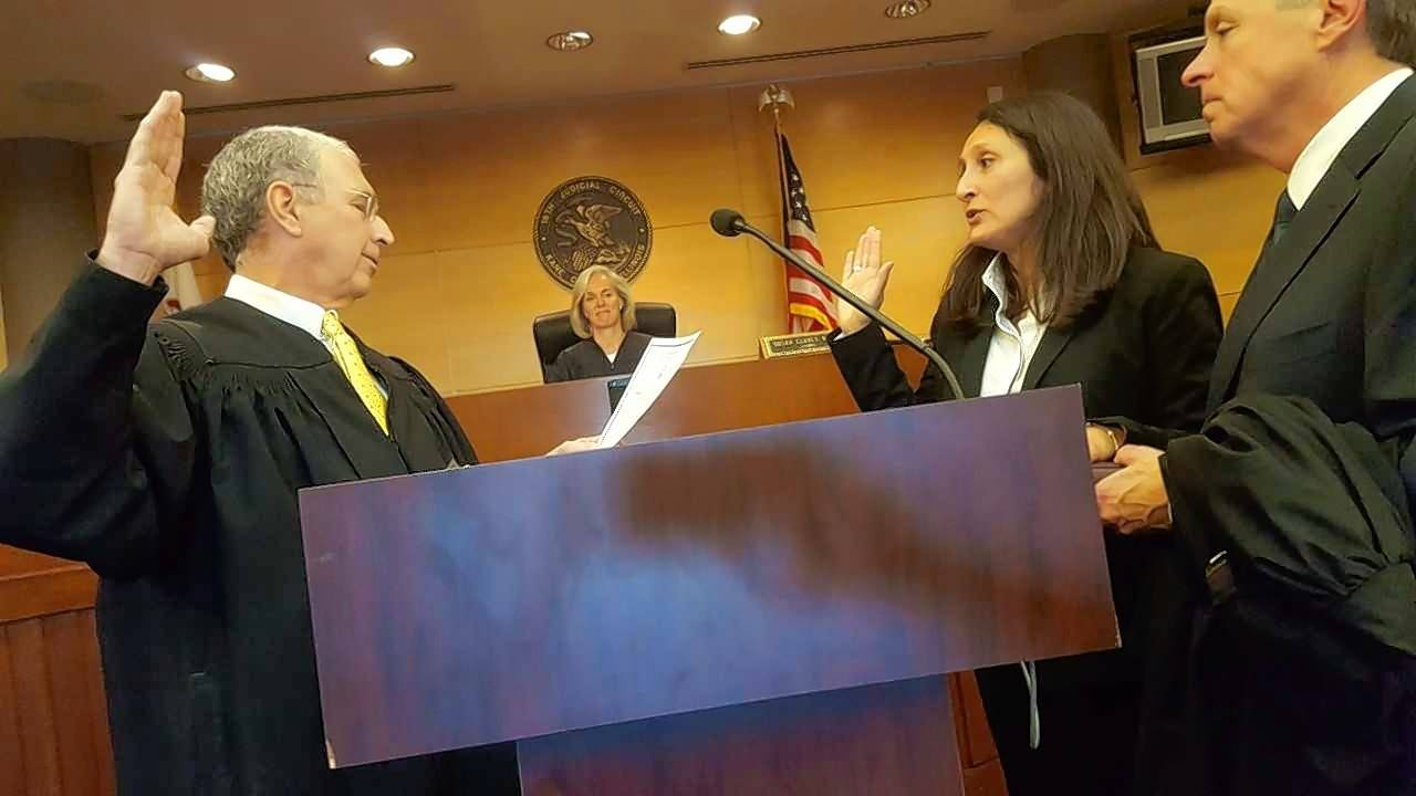 Another Kane first: Latina attorney selected by peers as new judge