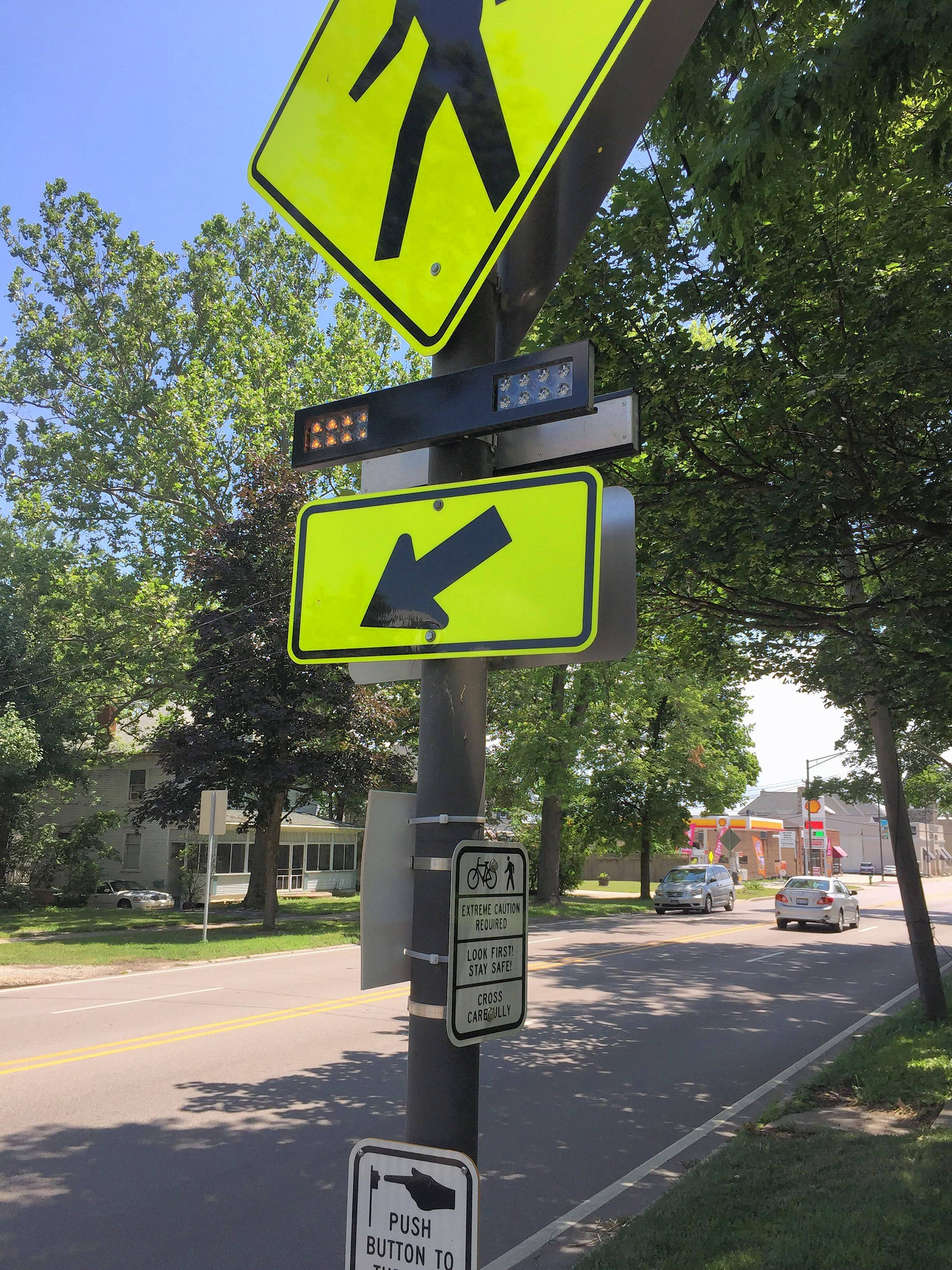 Safer Batavia Avenue crossings possible, but at what price?