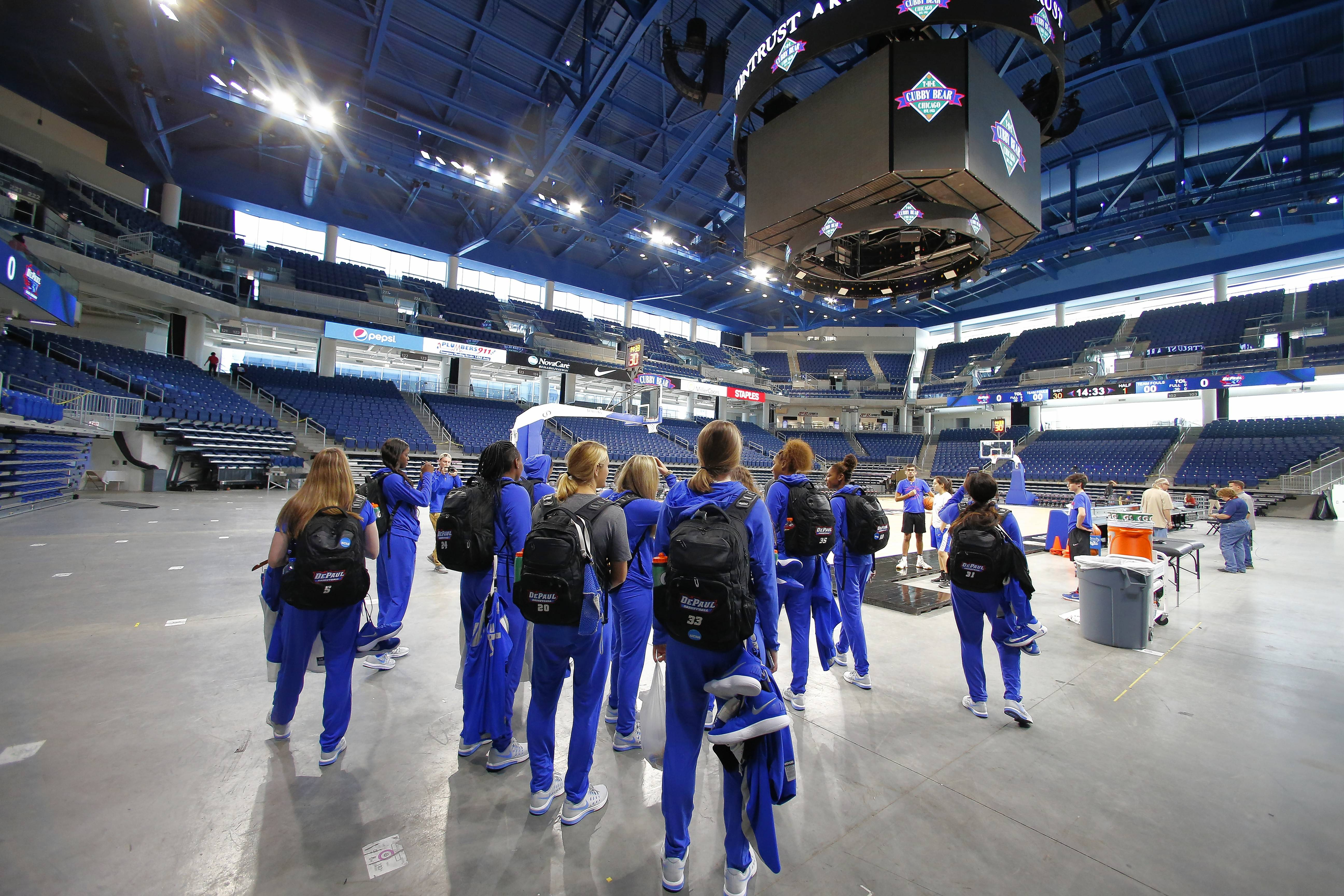 New arena could be a game-changer for DePaul basketball