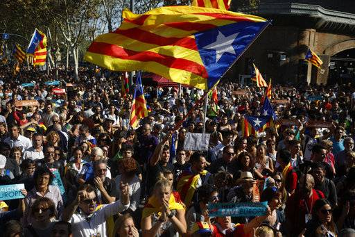 the latest eu parliament head condemns catalan vote