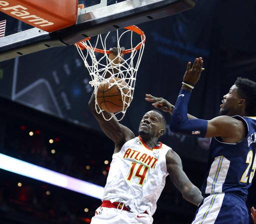 Jokic Posts Double-double As Nuggets Beat Hawks 105-100