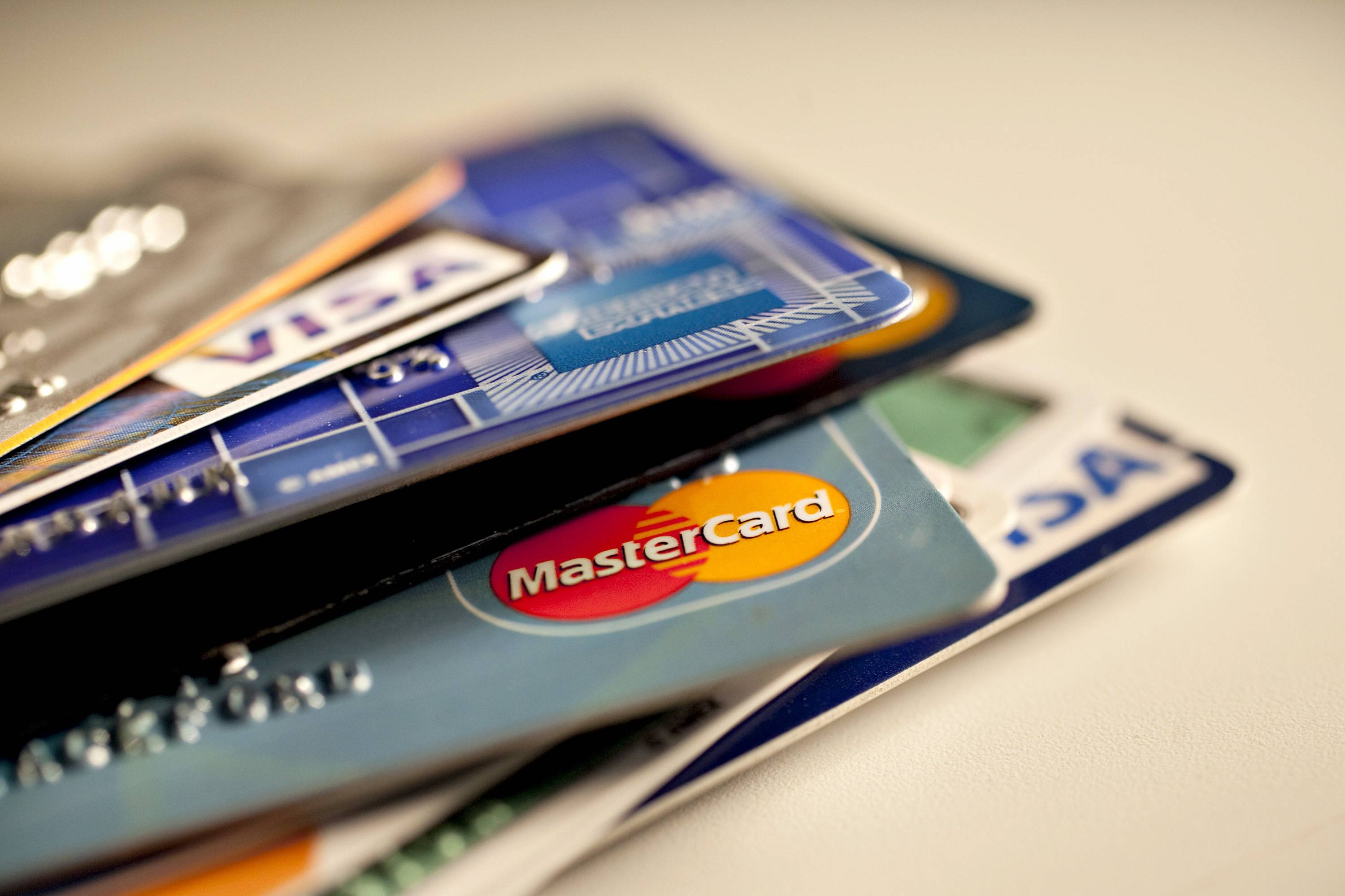 Store credit cards come with an average interest rate of 25 percent.