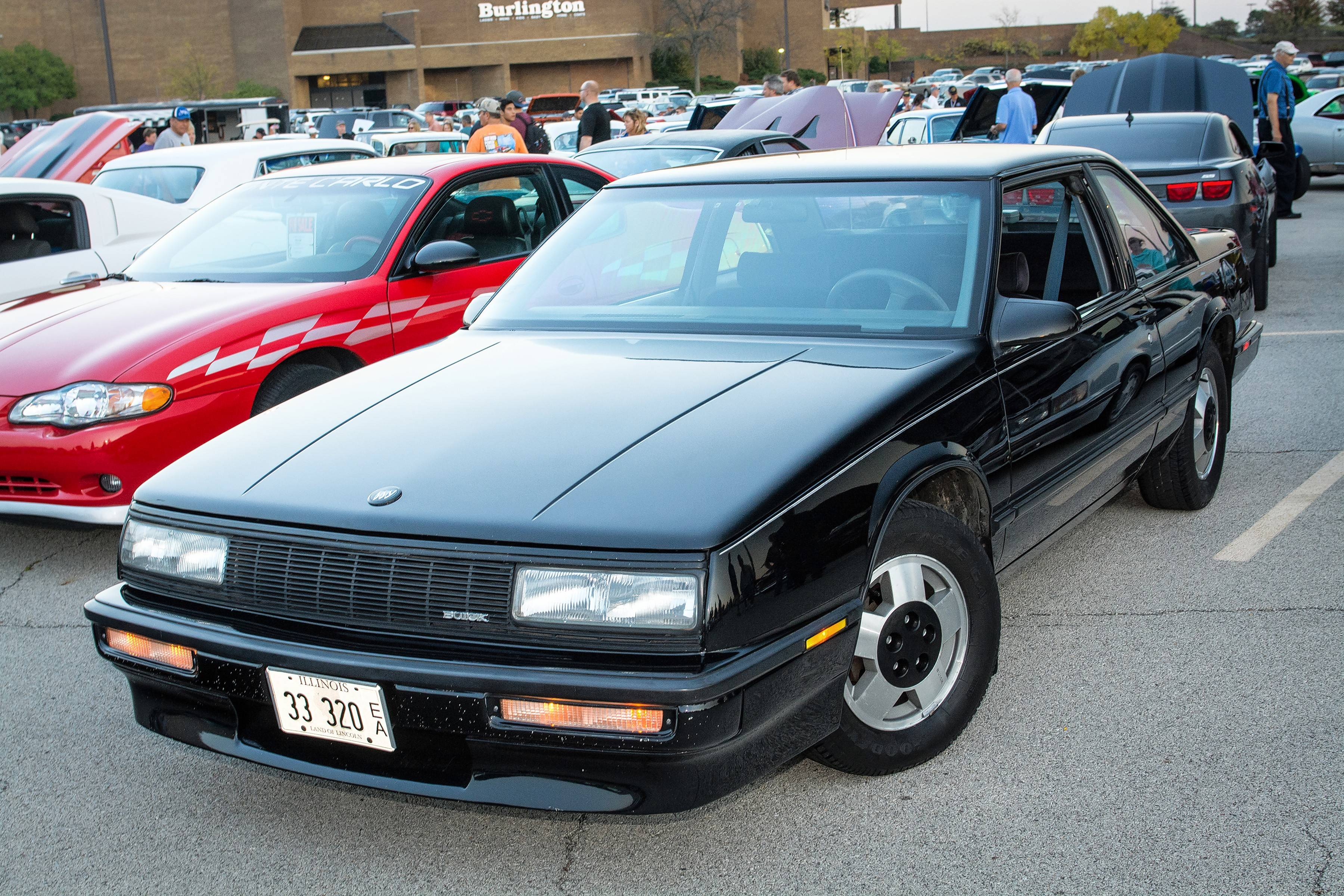 1989 Buick LeSabre T-Type
