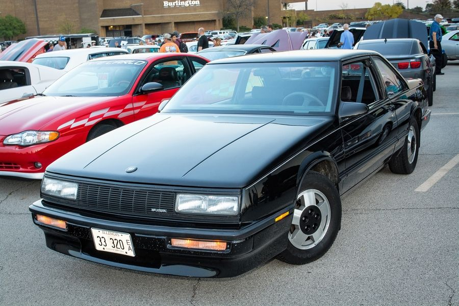 Buick T Type >> Sinister Buick T Type Is A Rare Ride