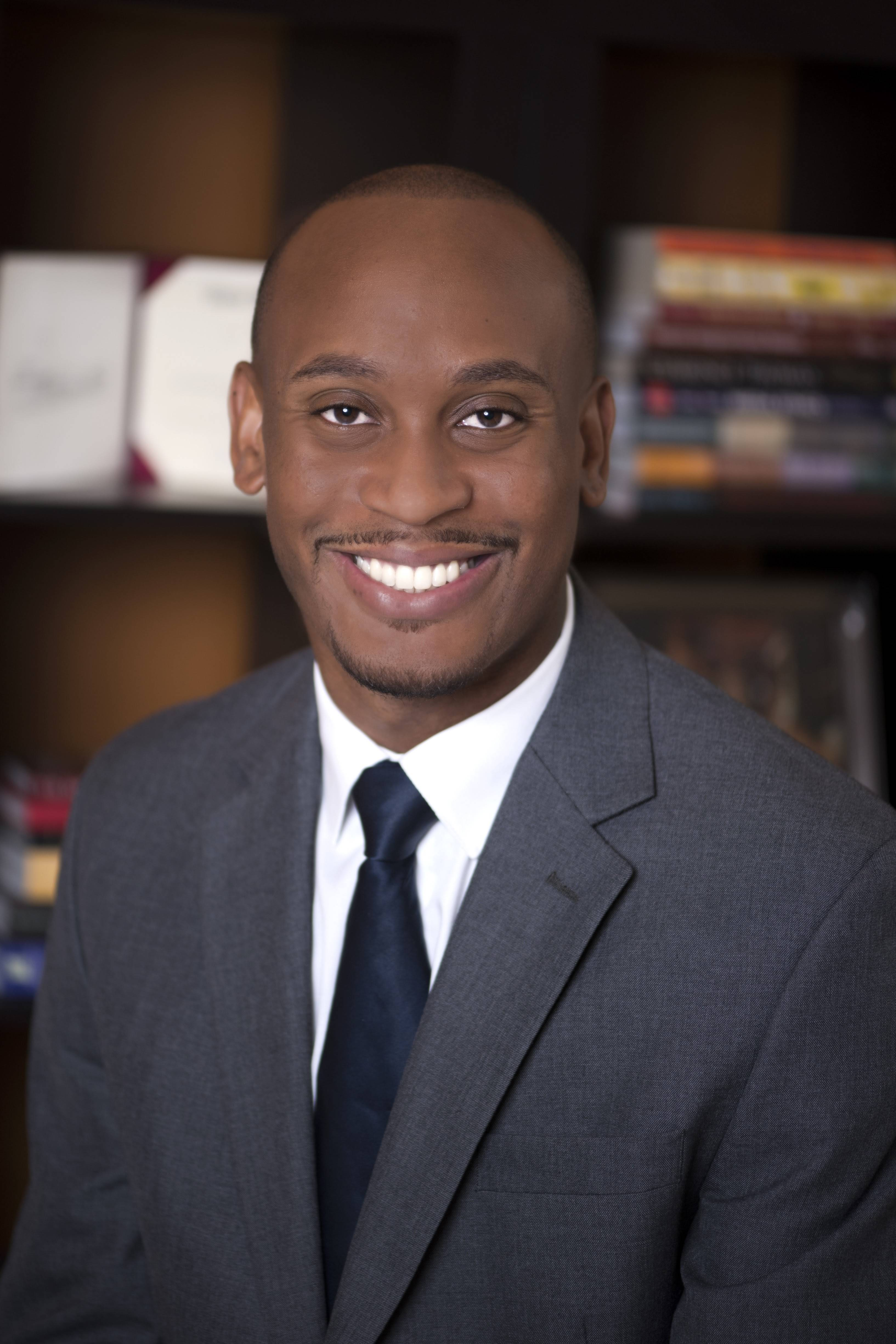 Corey Dixon, an Elgin City Council member, is a product of the Elgin Area School District U-46's African American Parent Leadership Institute.