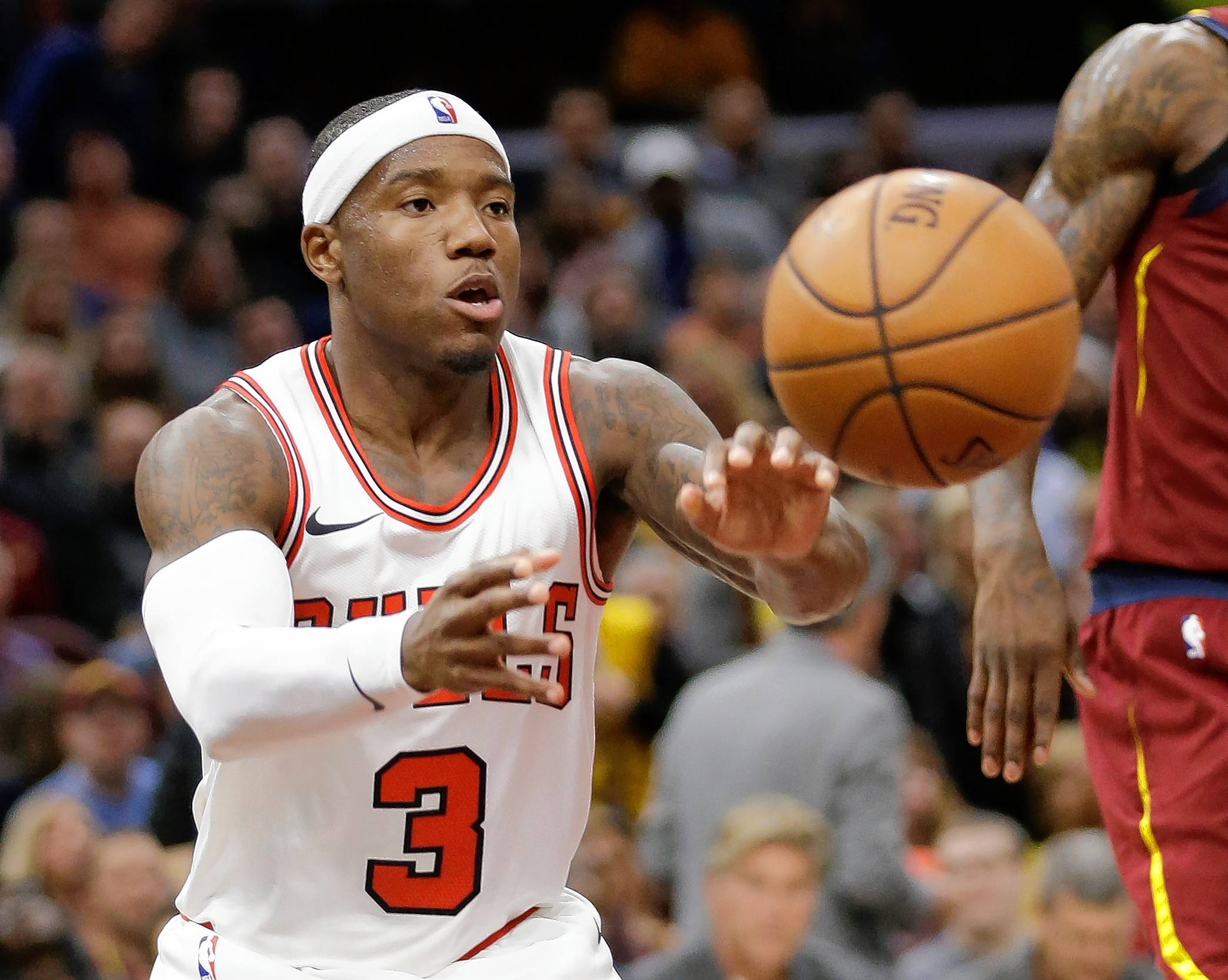 With the Chicago Bulls 29th in the league in pace of play, perhaps offensive-minded point guard Kay Felder will help get the offense running.