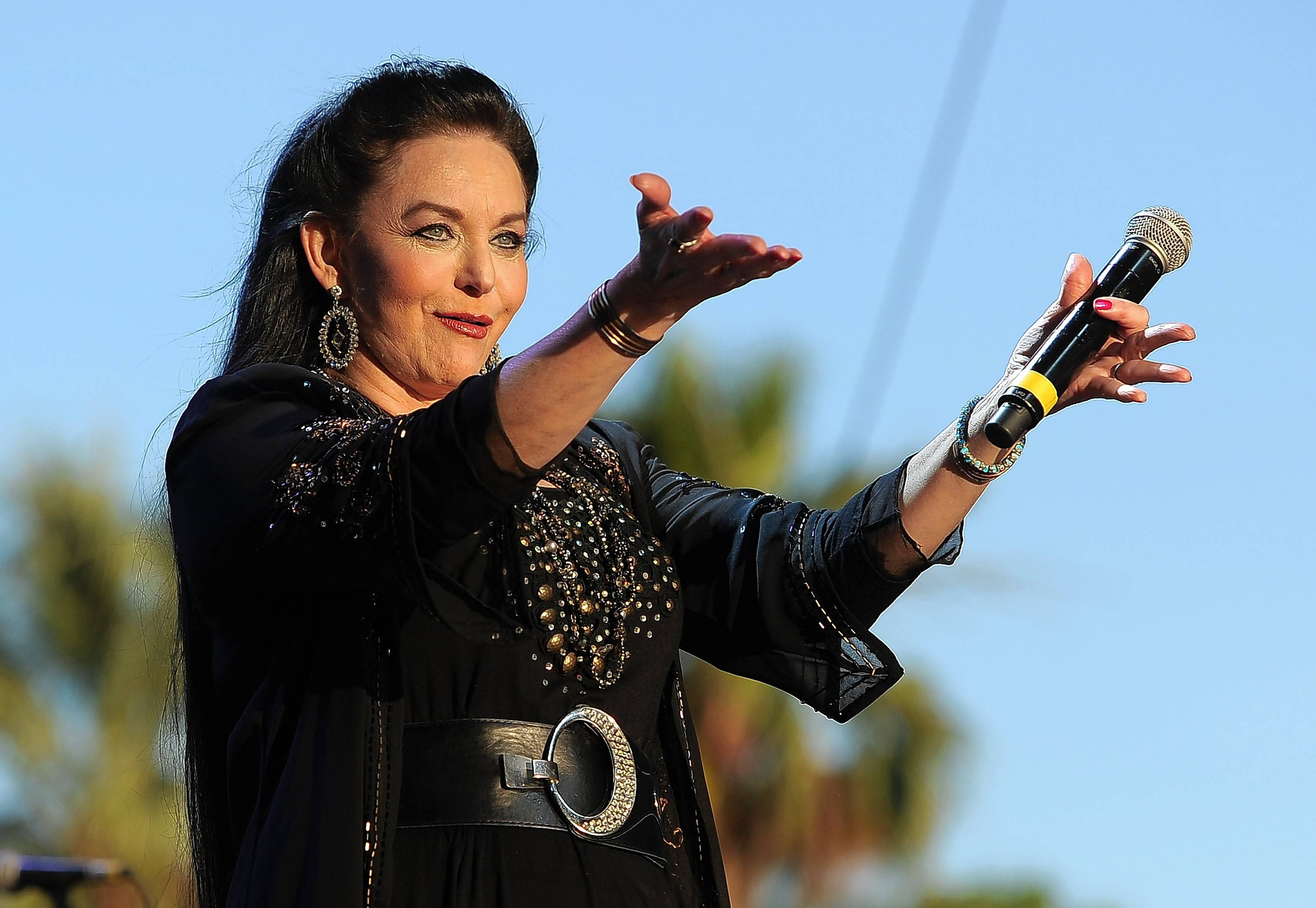 Crystal Gayle will perform Wednesday, Dec. 13, at the Arcada Theatre in St. Charles.