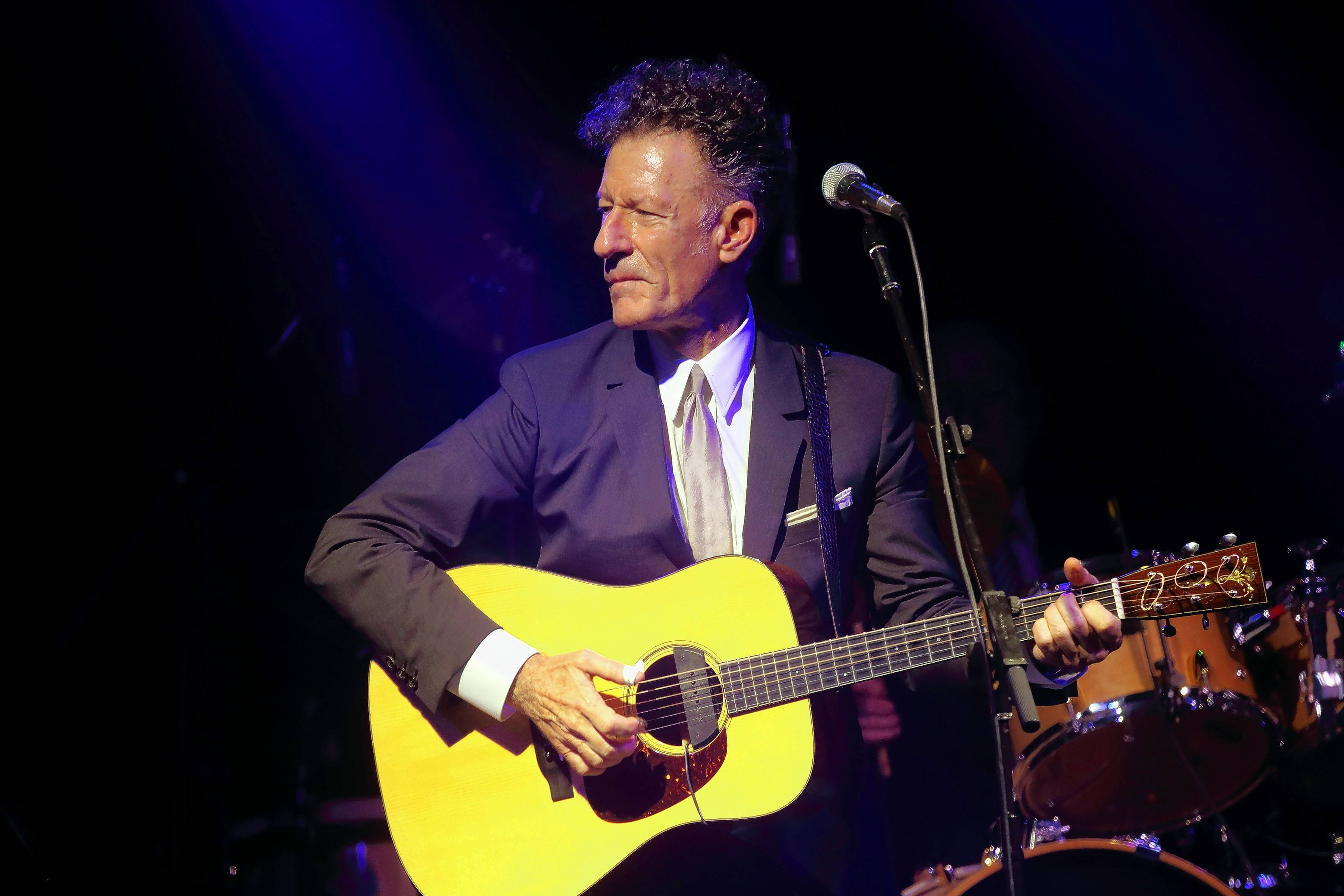 Lyle Lovett and His Large Band play the Chicago Theatre at 8 p.m. Saturday, July 29.