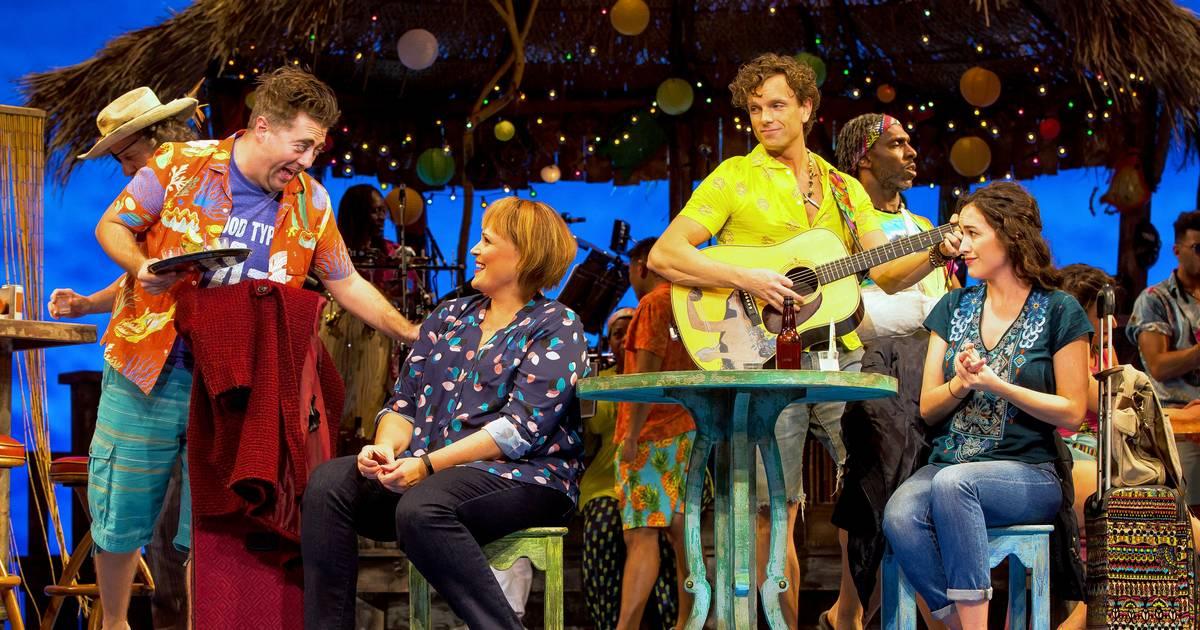 Jimmy Buffett looks to Broadway as 'Margaritaville' sails