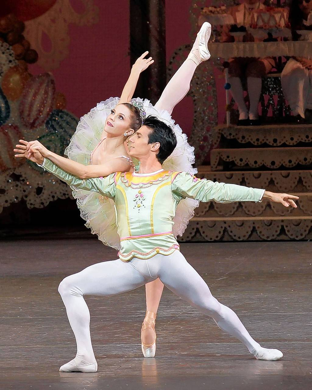 "Joaquin De Luz, shown performing with the New York City Ballet's production of George Balanchine's ""The Nutcracker,"" will be one of the featured performers at the Chicago Ballet Conservatory's upcoming performances of the holiday classic."